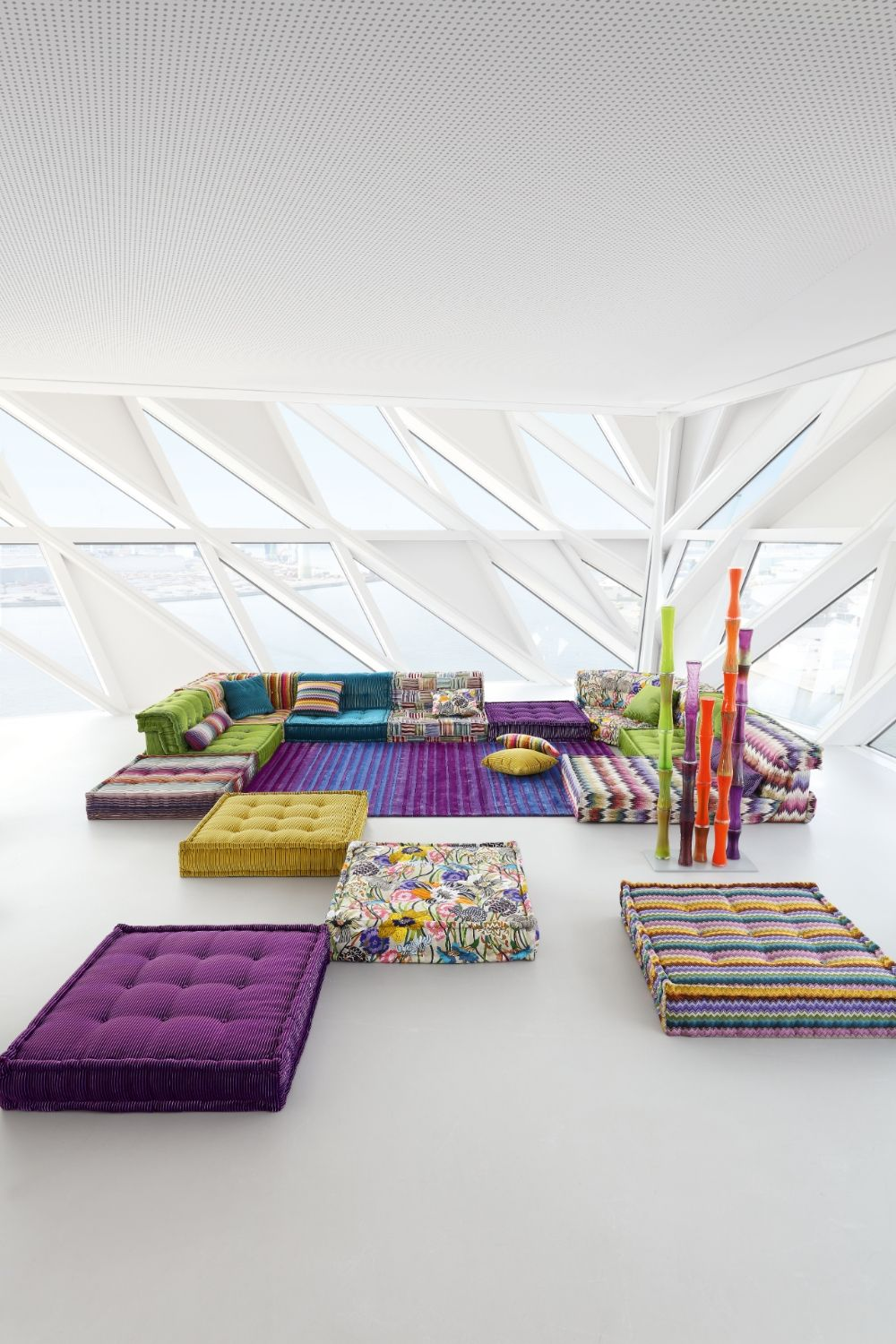See Your Dream Living Room Come to Life with Digital Tools by Roche Bobois