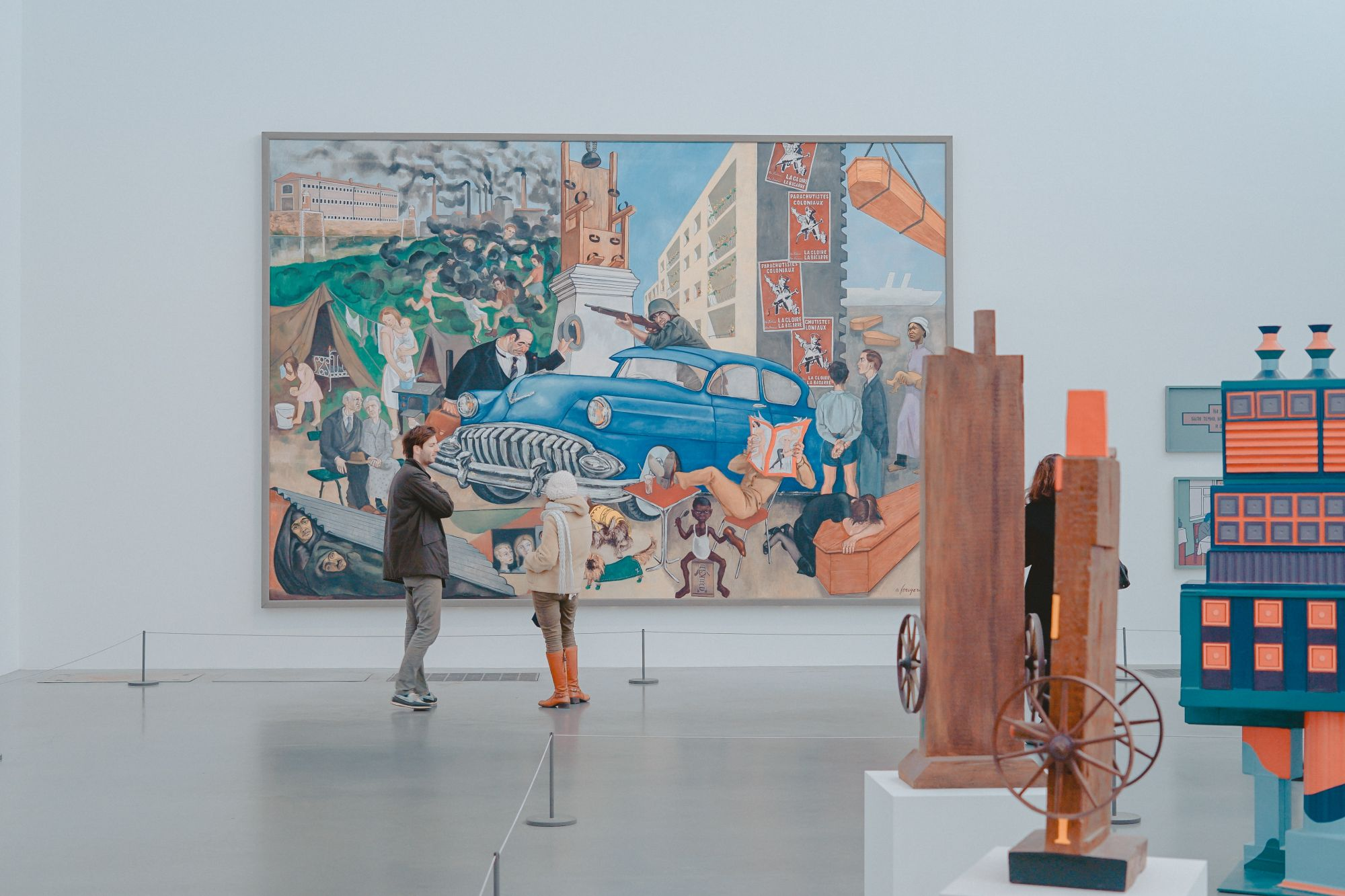 4 Highly-Anticipated Art Exhibitions to See in New York City and London in 2020