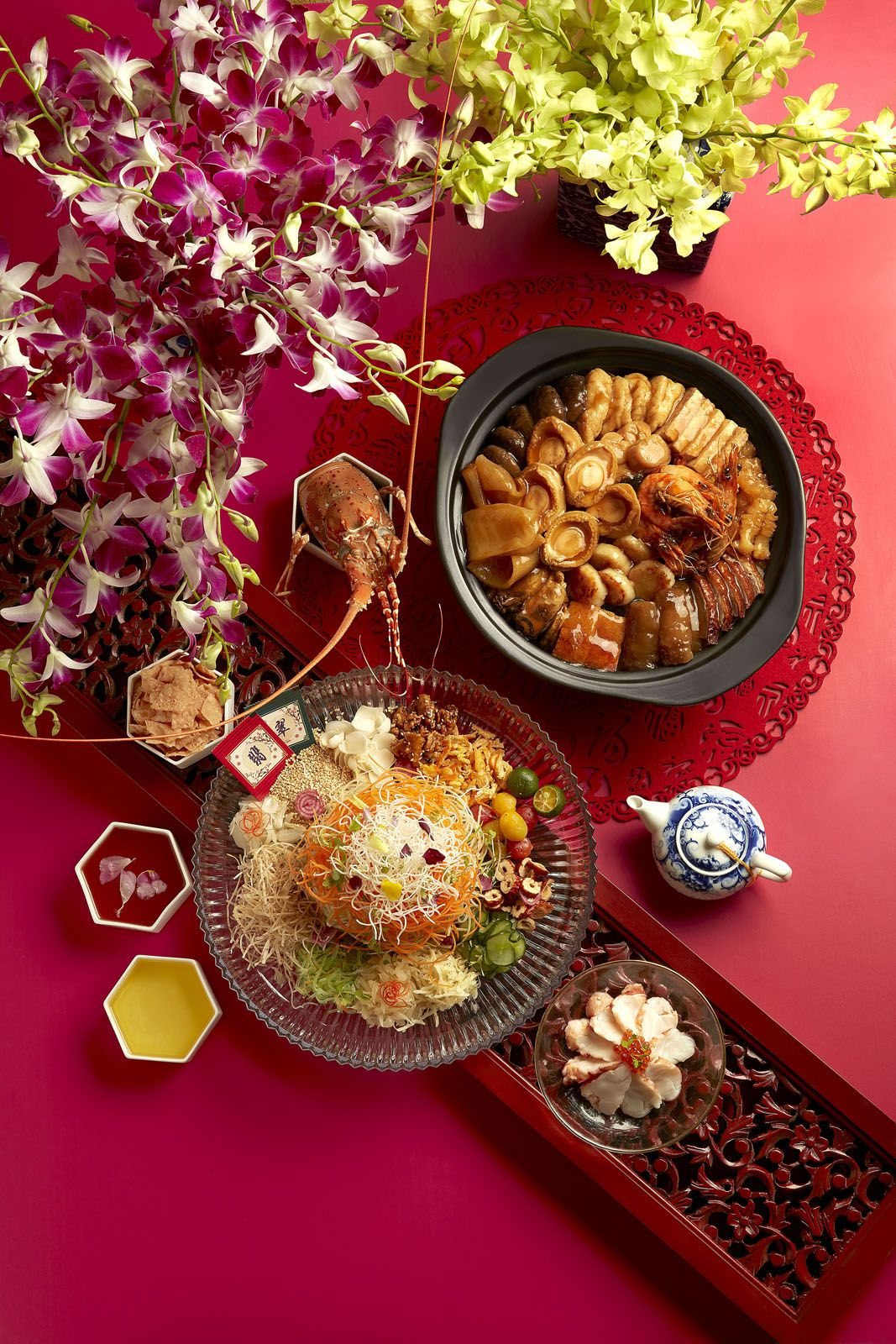 Chinese New Year 2020: Toss To A Prosperous New Year With These Clever Yu Sheng Creations