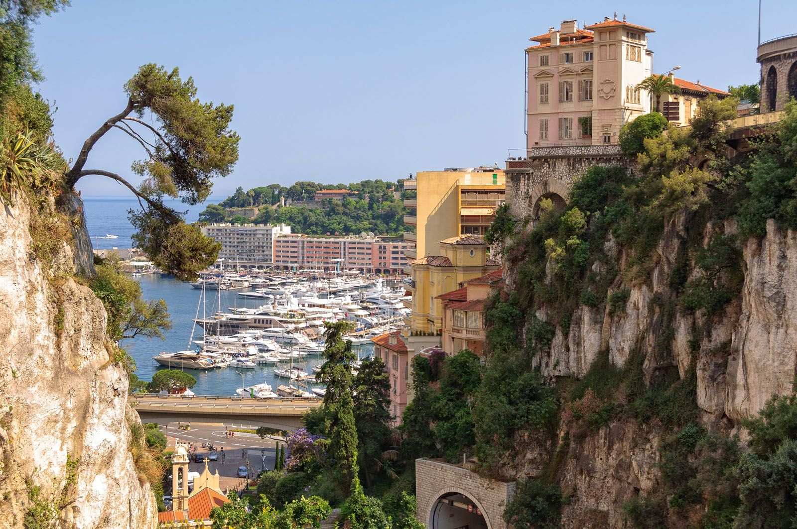 Port Hercules is home to the world's swankiest superyachts, but targeted policies ensure that it does not compromise the cleanliness of the waters surrounding the principality