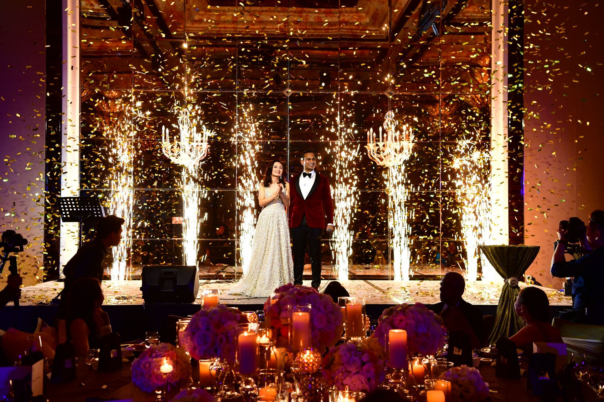 The Best Society Weddings Of 2018-2019