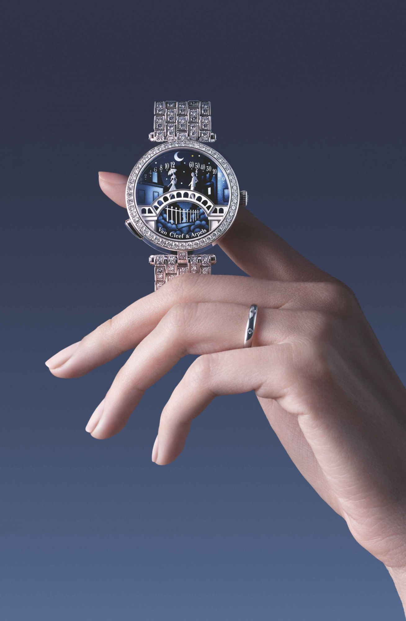 Like The Lady Arpels Pont des Amoureux Watch, Van Cleef & Arpels Is A Watchmaker In A League Of Its Own