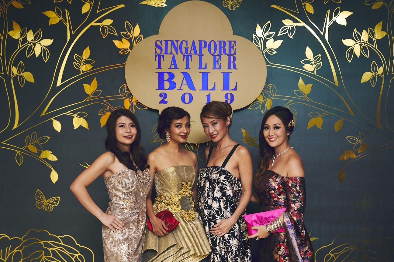 The Best Society Balls in Singapore For 2019