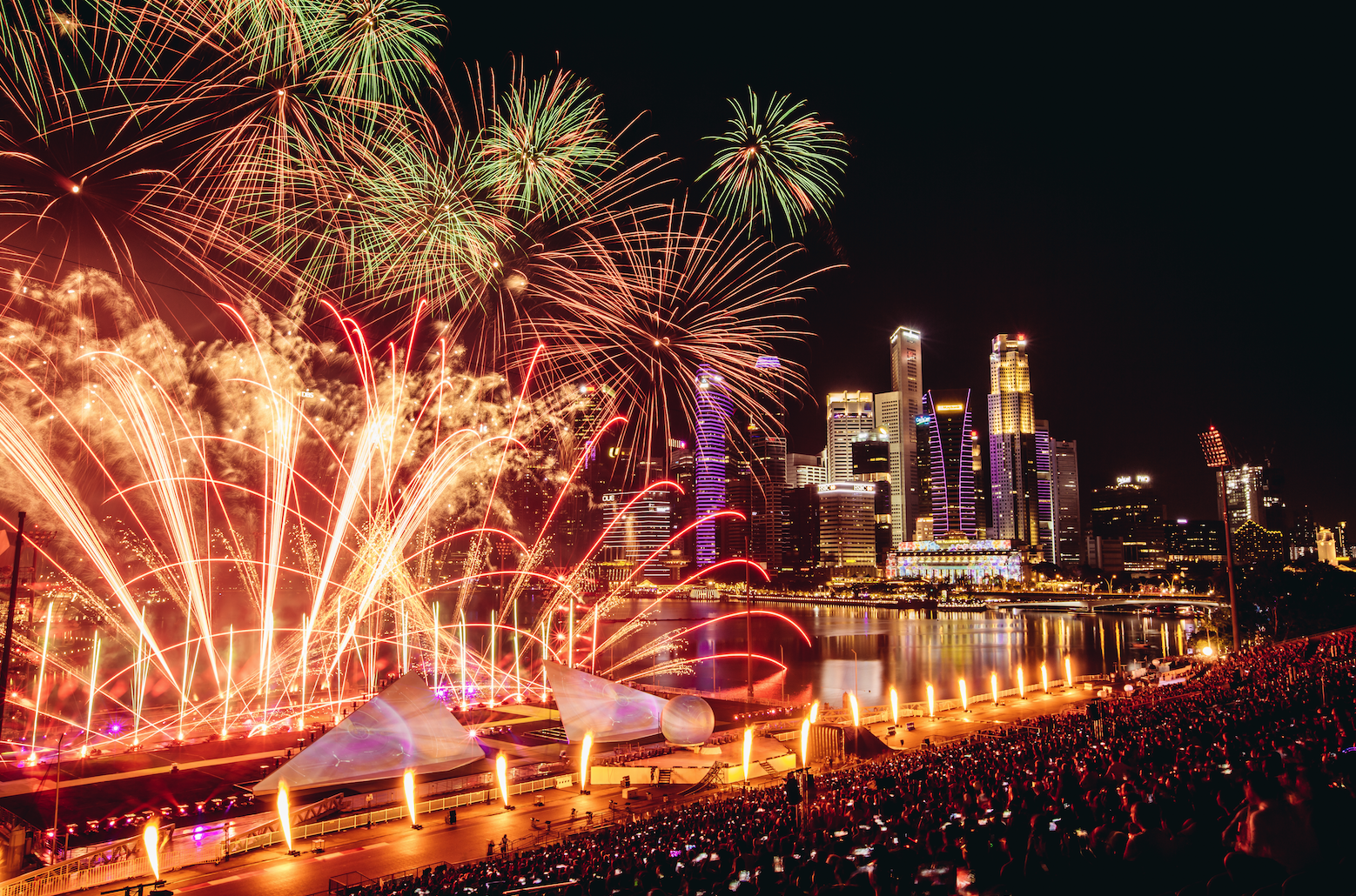 Where To Celebrate New Year S Eve 2019 In Singapore Tatler Singapore