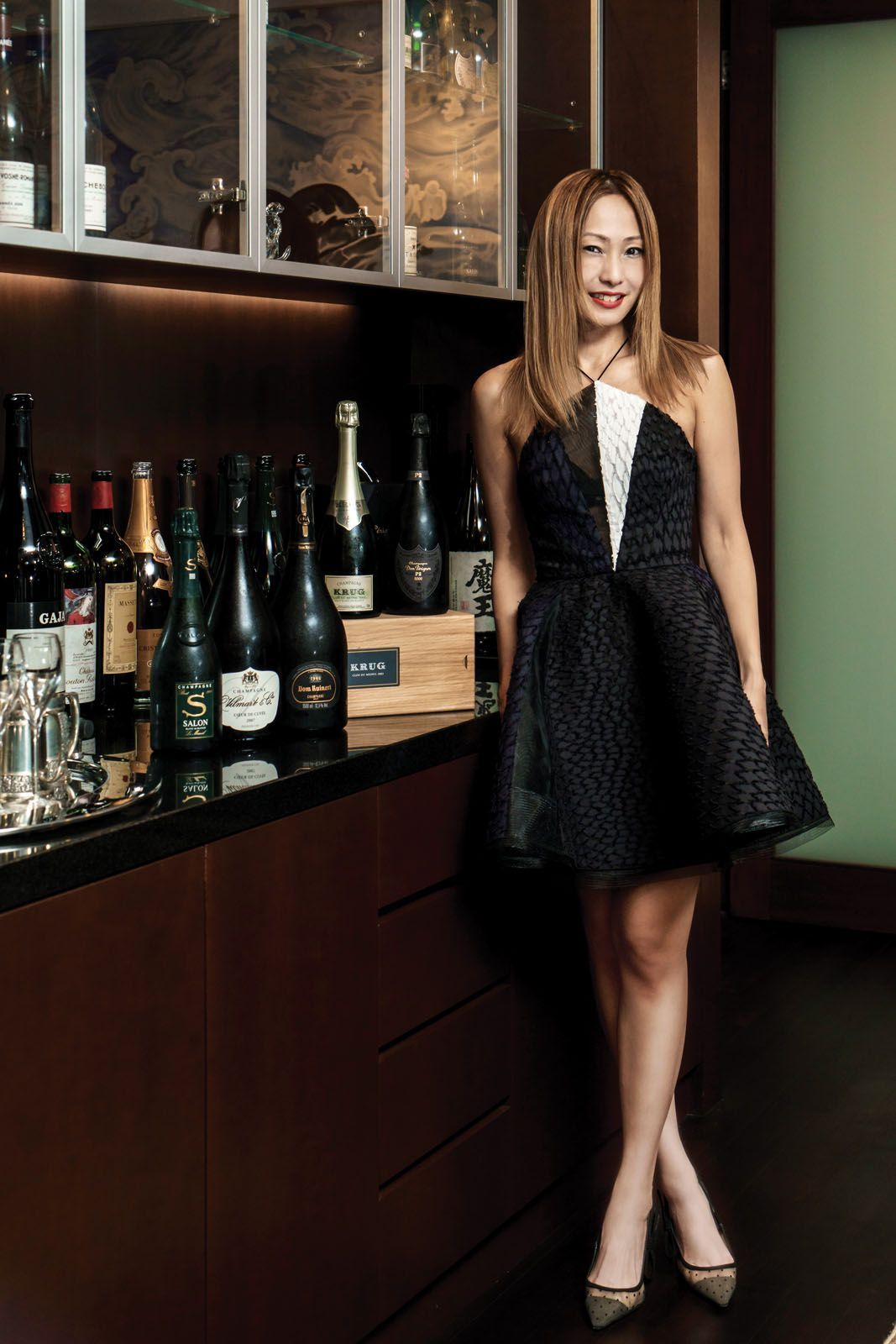 Watch: A Closer Look At Lawyer Tan Min-Li's Enviable Champagne Collection in 'Remarkable Living', a Singapore Tatler x CNA Luxury TV Series