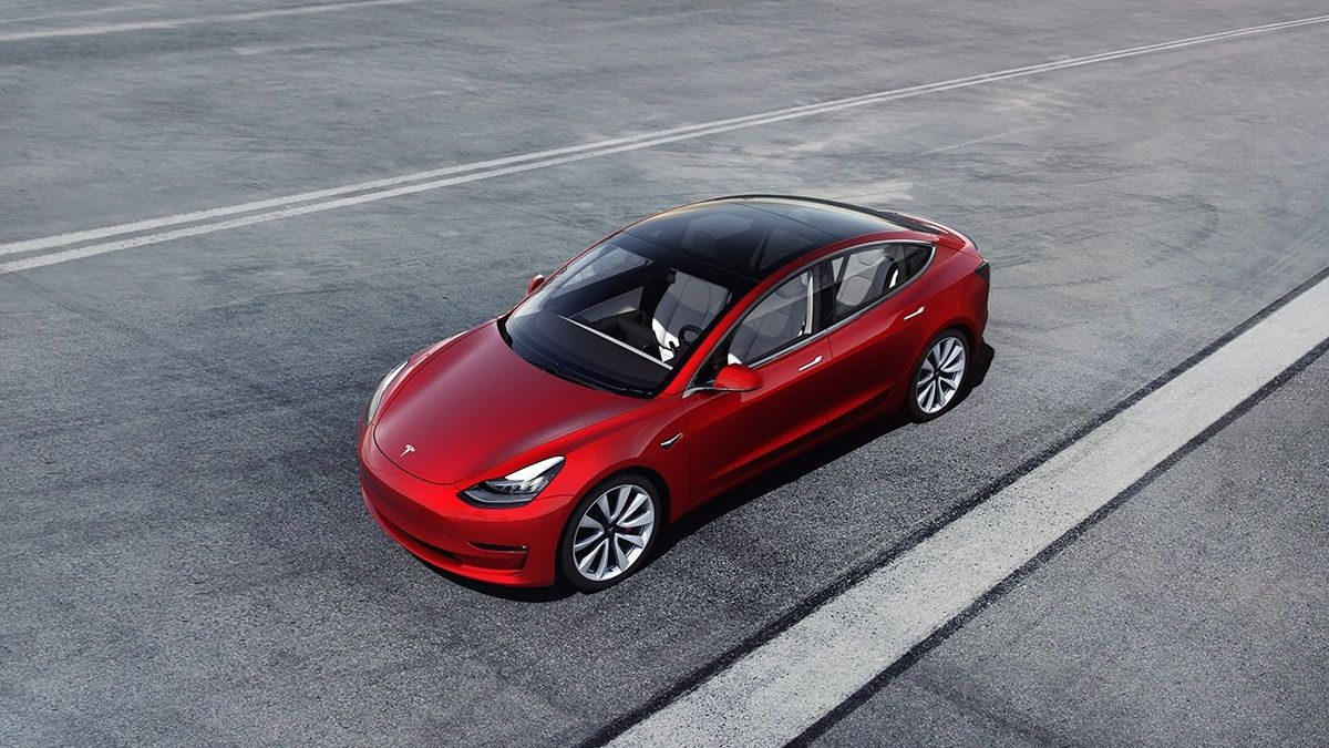 Tesla Delivers The First 15 China-Made Model 3 Cars From Its New Shanghai Factory