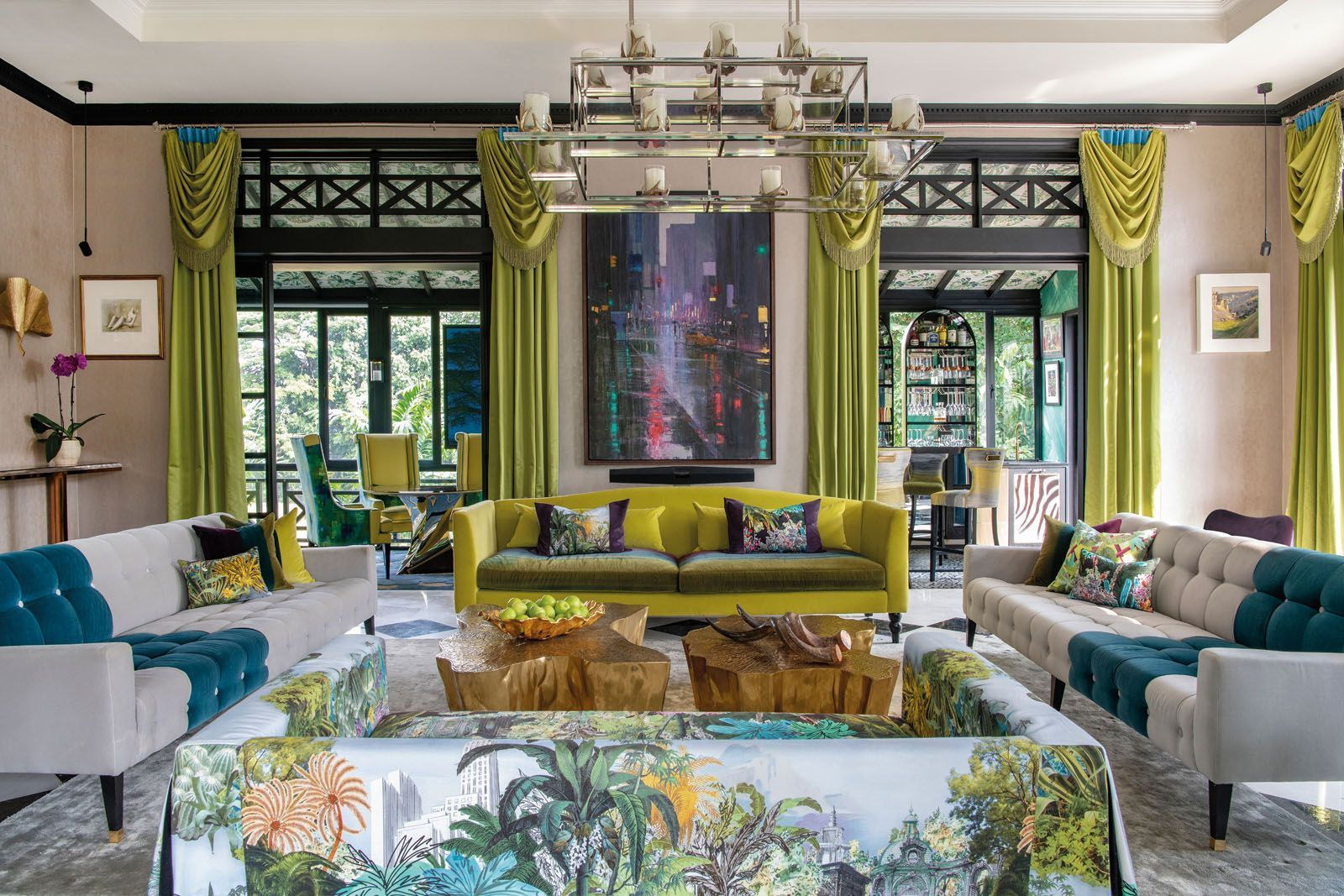 Watch: The Interior Designer Who Fills Her Home With Vibrant Colours in 'Remarkable Living', a Singapore Tatler x CNA Luxury TV Series