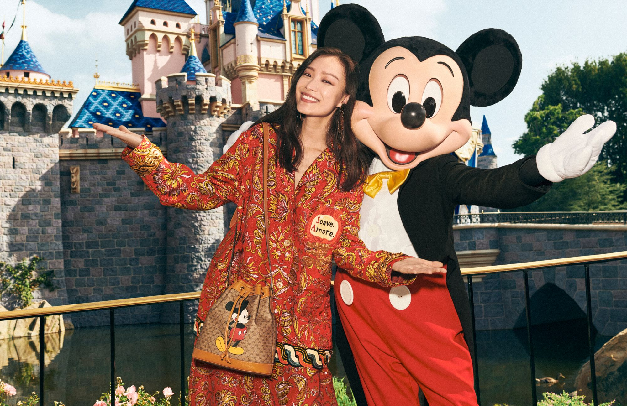 The Disney X Gucci Chinese New Year 2020 Mickey Mouse Collection Is Now In Singapore