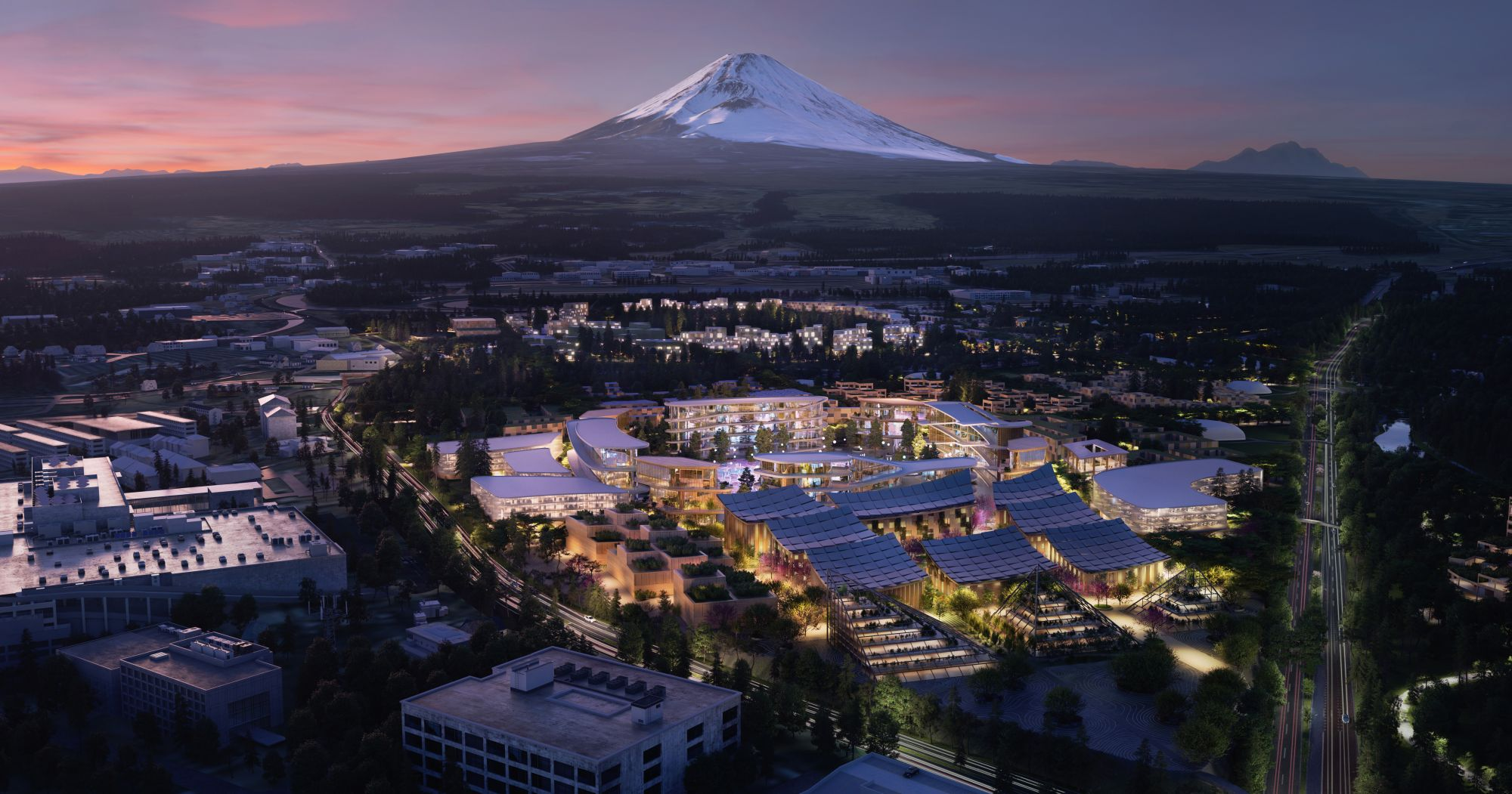 5 Highlights From CES 2020: Toyota's Smart City At Mount Fuji's Base, Samsung Robot-Ball And More