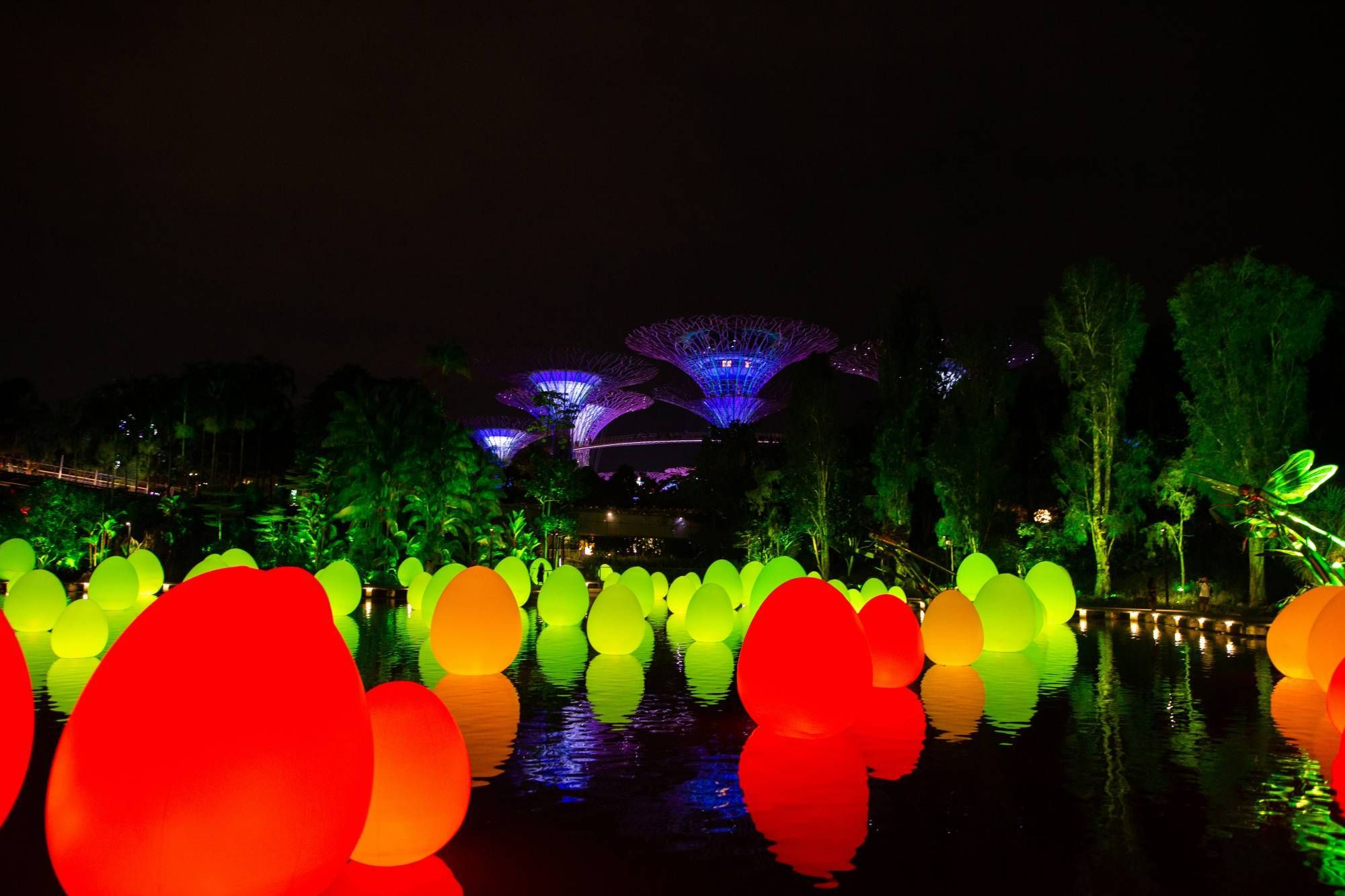 See a Colourful Exhibition at Gardens By The Bay or Catch Kebaya Homies at The Esplanade This Week