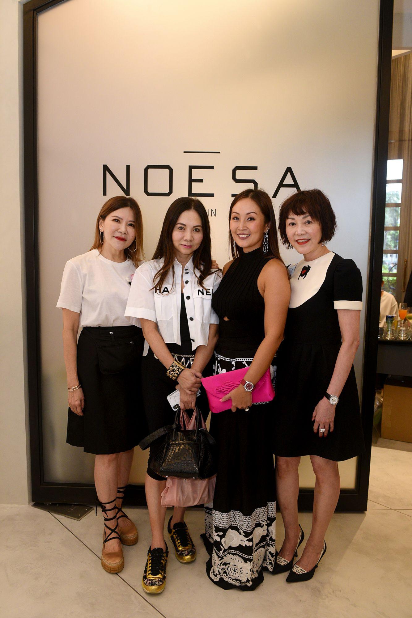 Jane Heng, Jacelyn Lai, Serene Chua, Emily Piak