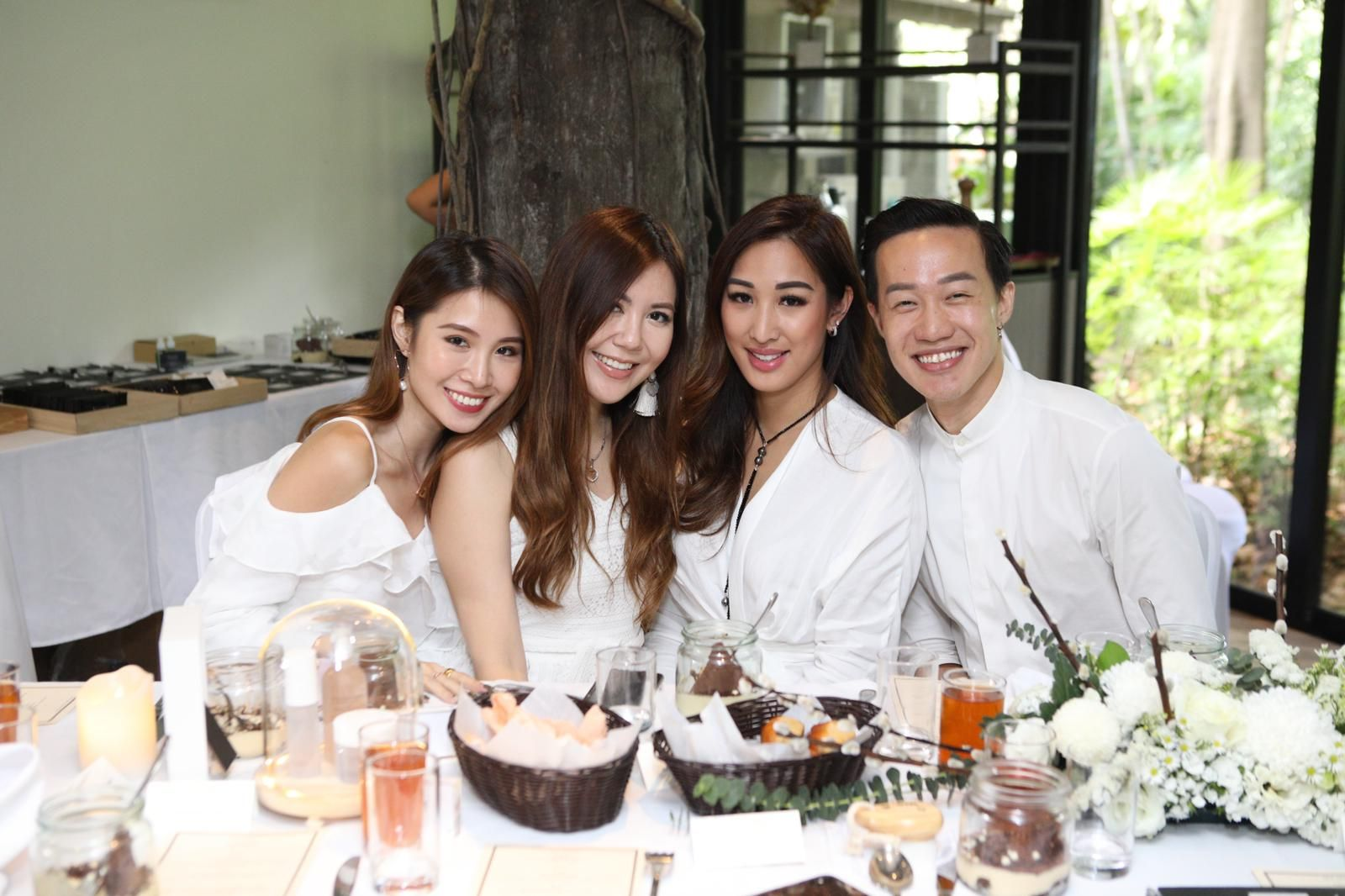 Francesca Tan, Daphne Wee, Queenie Lee, Brandon Chong