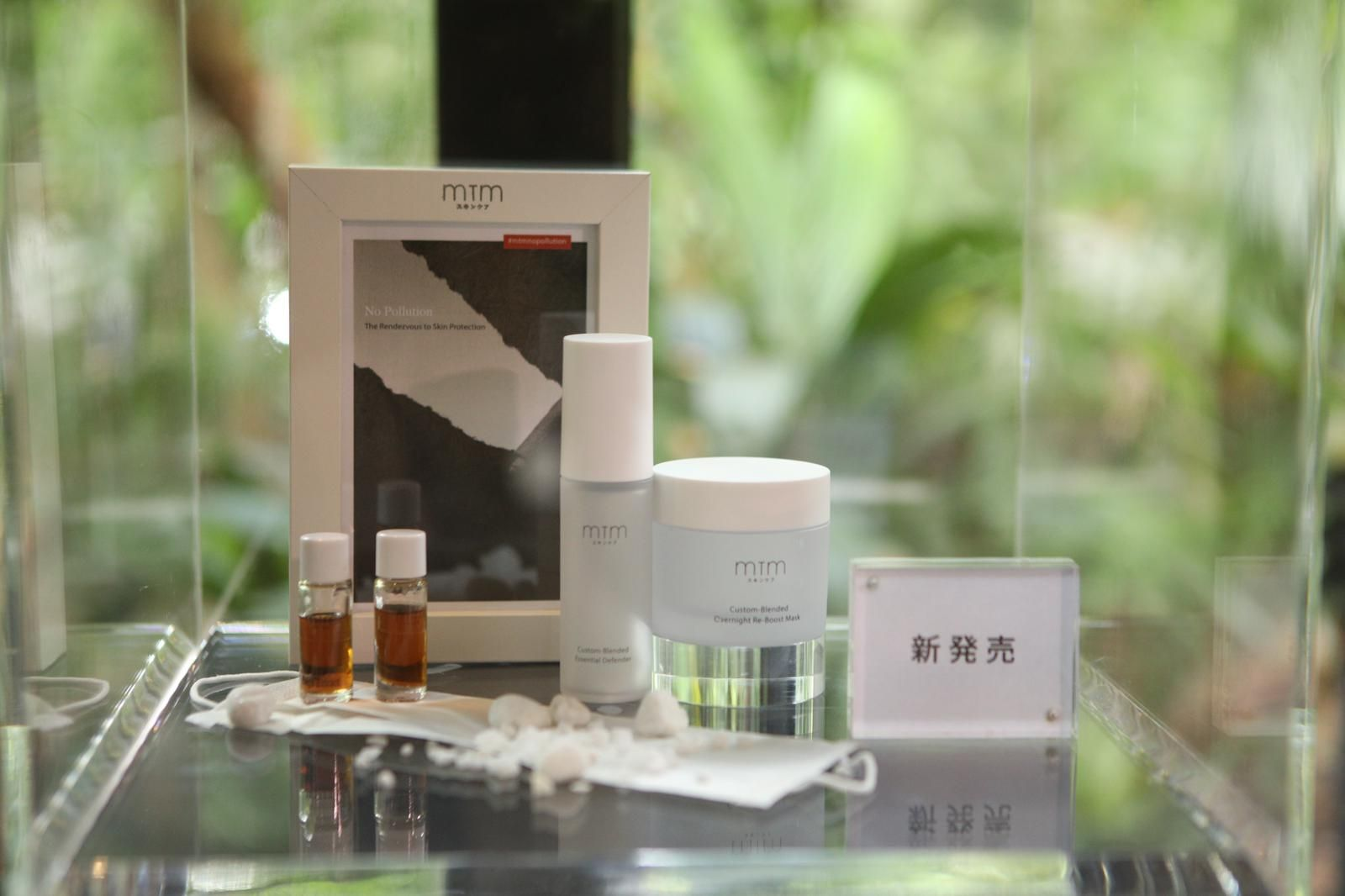 MTM Skincare Launches Two New Anti-Pollution Products