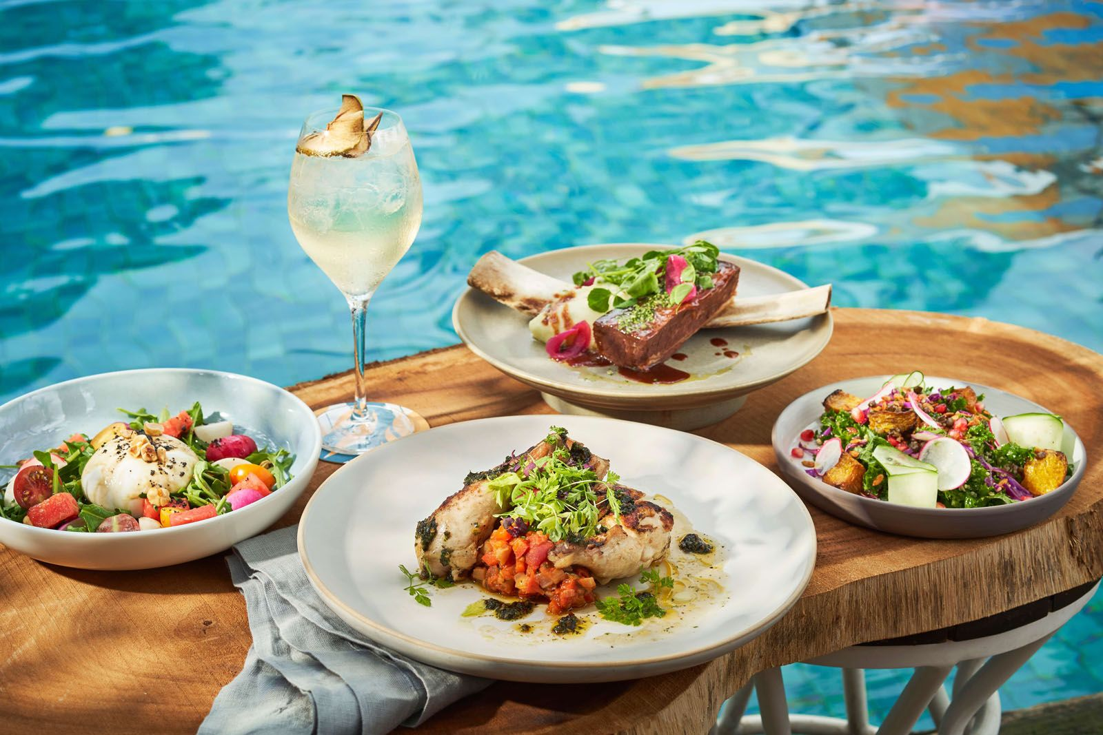 Where To Eat In Singapore This Week: Bedrock Bar & Grill, Beach Road Kitchen, Mezza9, Black Marble, Tanjong Beach Club
