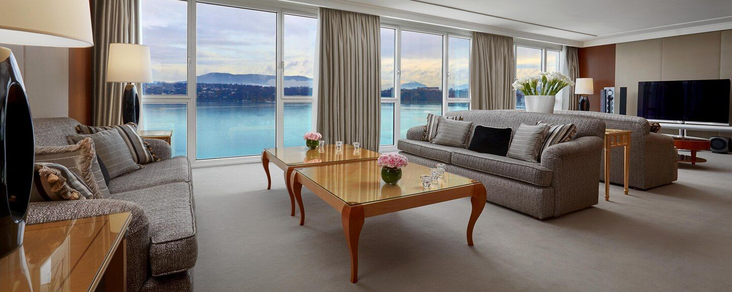 Where are the World's Most Expensive Hotel Suites Located?