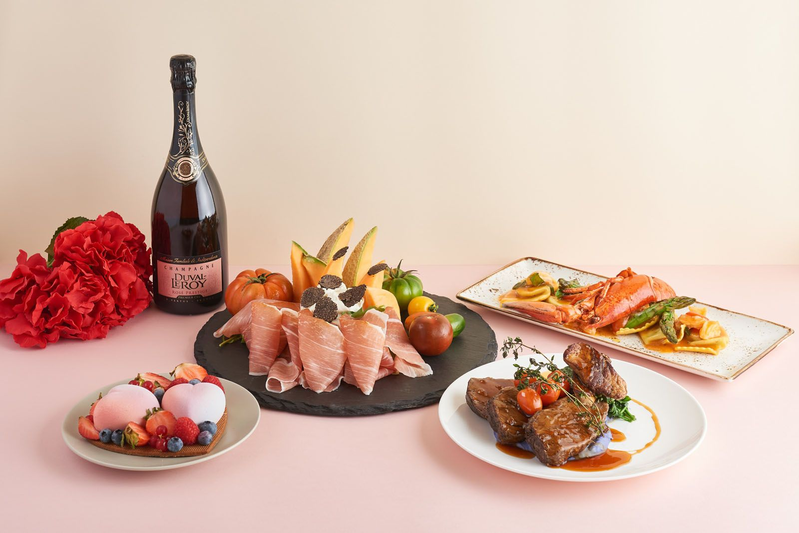 The Best Places To Dine At For Valentine's Day in Singapore