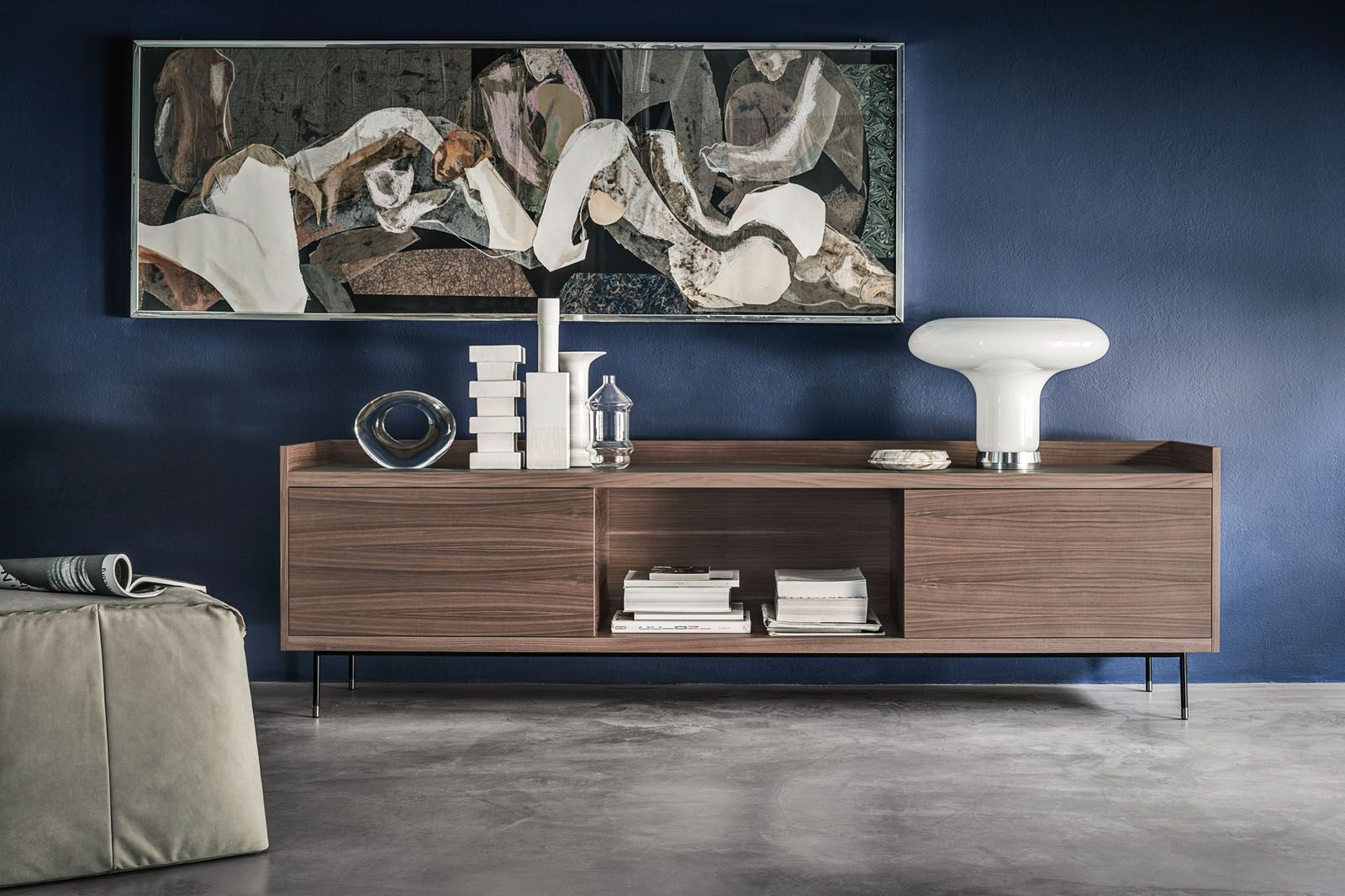 Frag Privè sideboard by Christophe Pillet, from P5 Studio