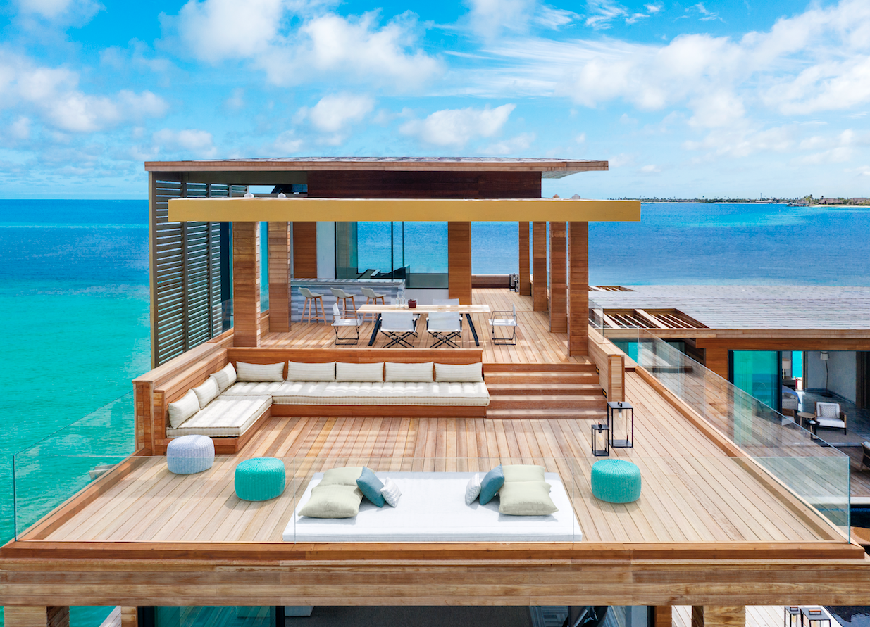Hotel Review: Tatler Checks Into...Waldorf Astoria Maldives Ithaafushi