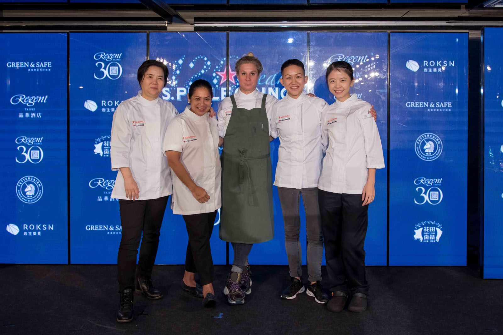 Success In The Culinary Arts Is Gender Blind, Say Some Of World's Best Female Chefs
