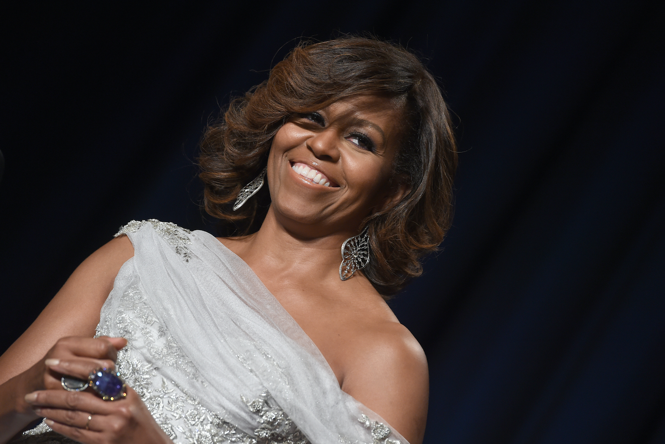"""Michelle Obama On Leadership, Balance And Battling """"Imposter Syndrome"""""""