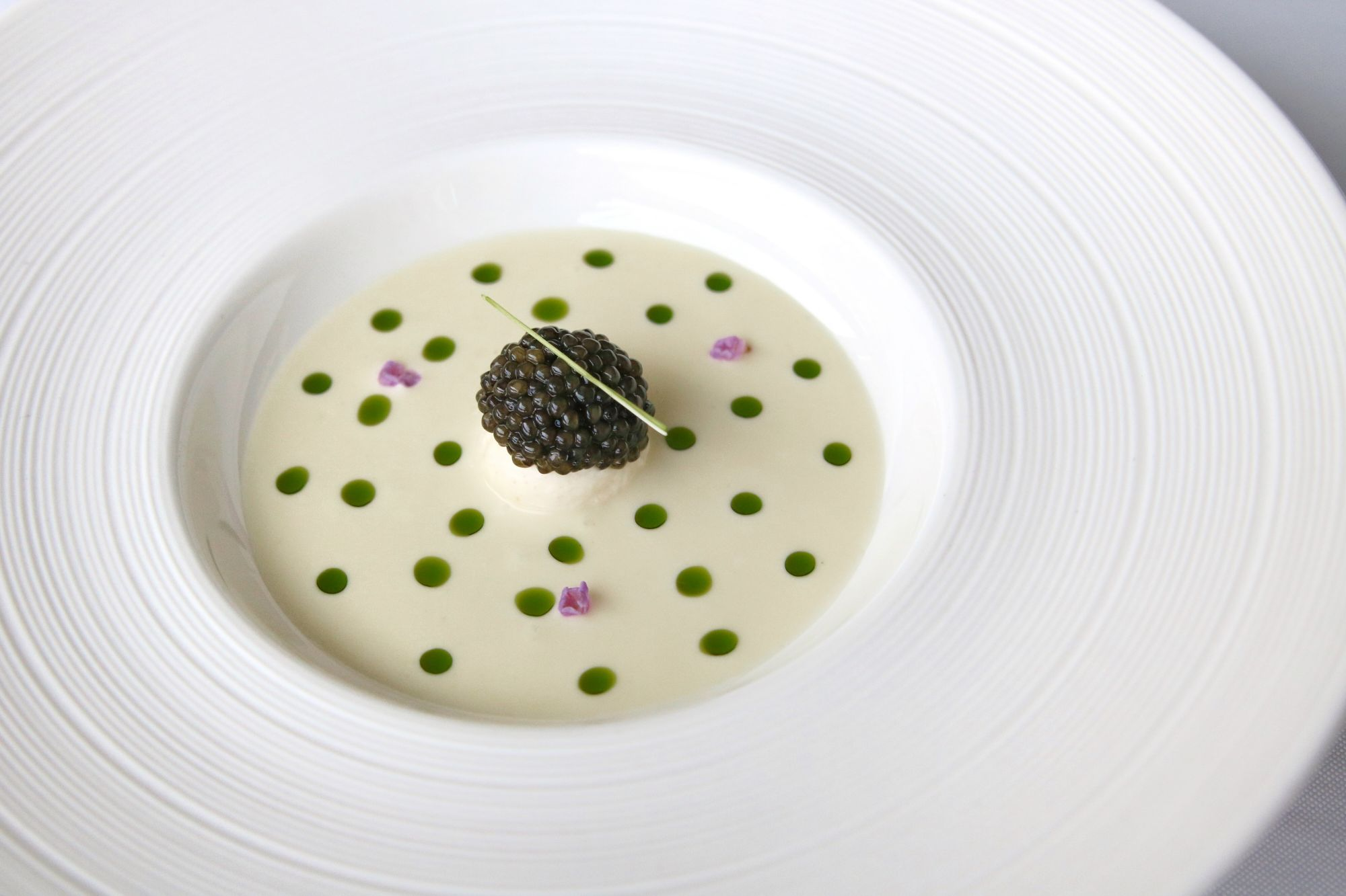 How Sustainable Delicacies Like Farmed Caviar are Inspiring Singapore's Top Chefs