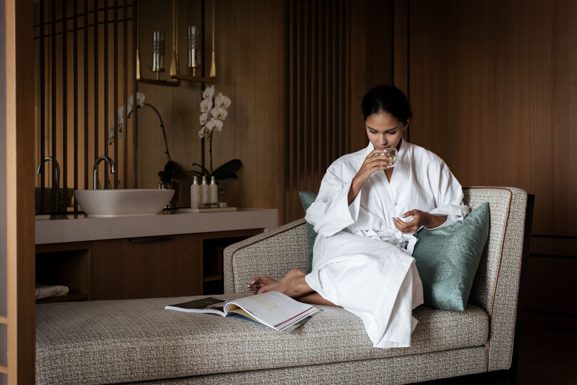 Tatler Tries: A Review of the Signature Asian Blend Massage at Chi, The Spa in Shangri-La Hotel Singapore