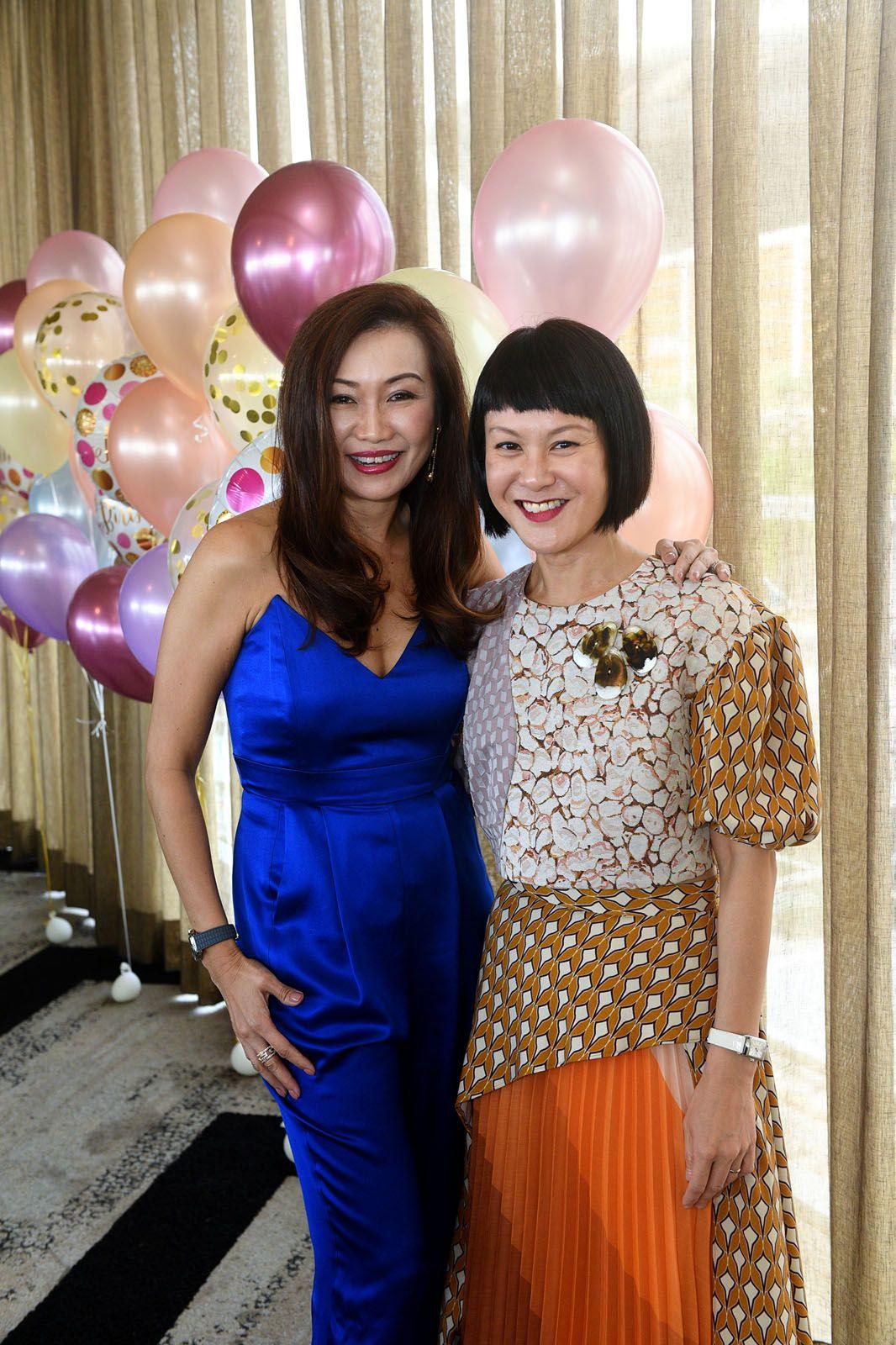 Trina Liang-Lin, Janice Koh
