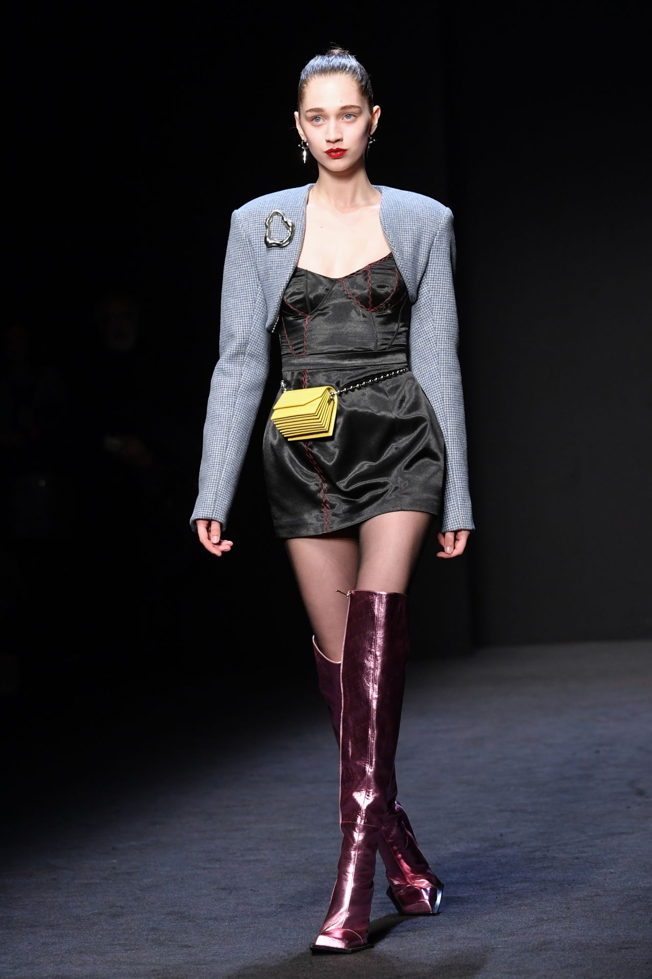 Runway Shows Go On At Milan Fashion Week As Coronavirus Cases Spike In Italy Tatler Singapore