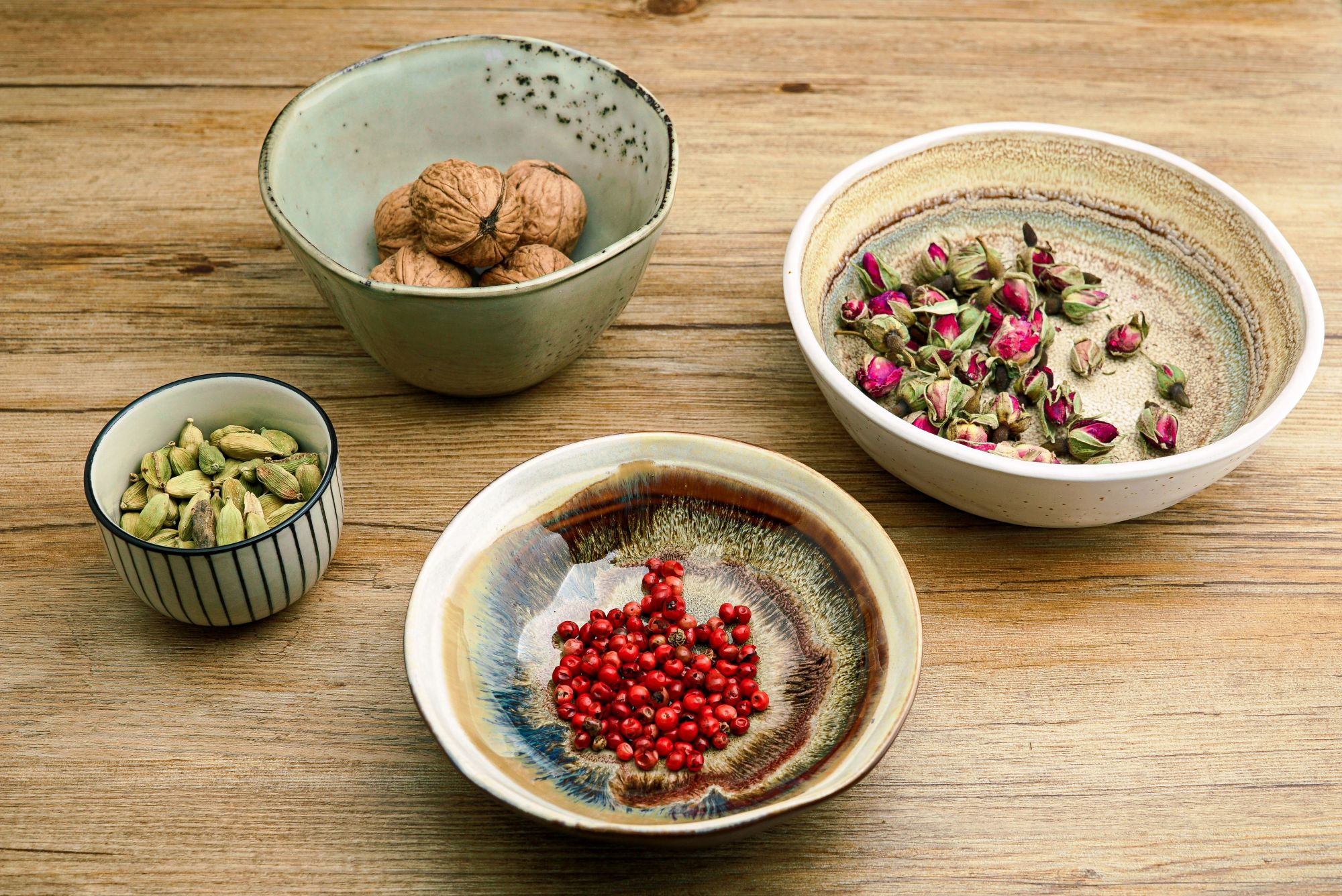 These Traditional Chinese Medicine Ingredients Can Help Boost Your Health
