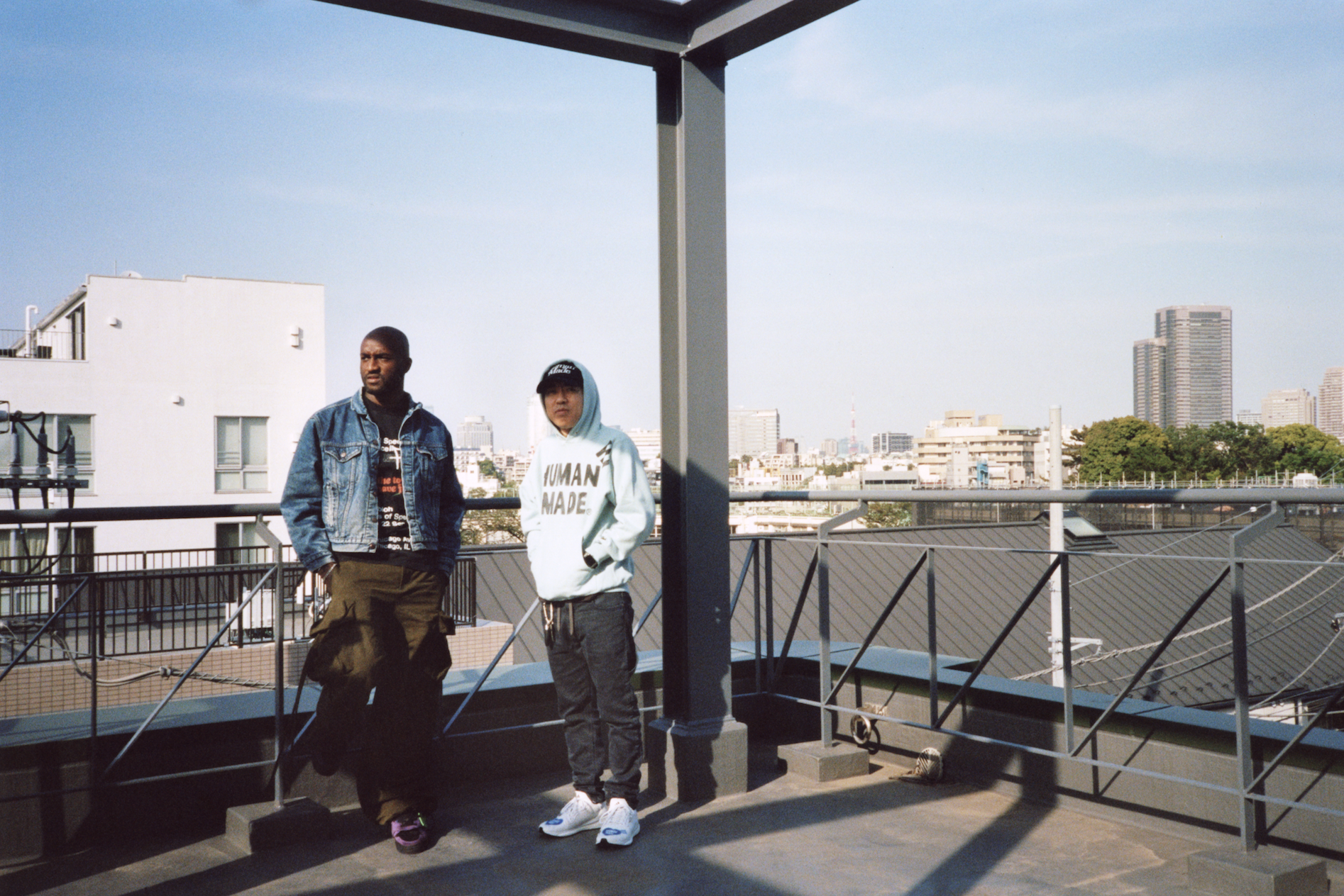 Louis Vuitton Unveils The LV² Collaboration Between Virgil Abloh And Japanese Designer Nigo
