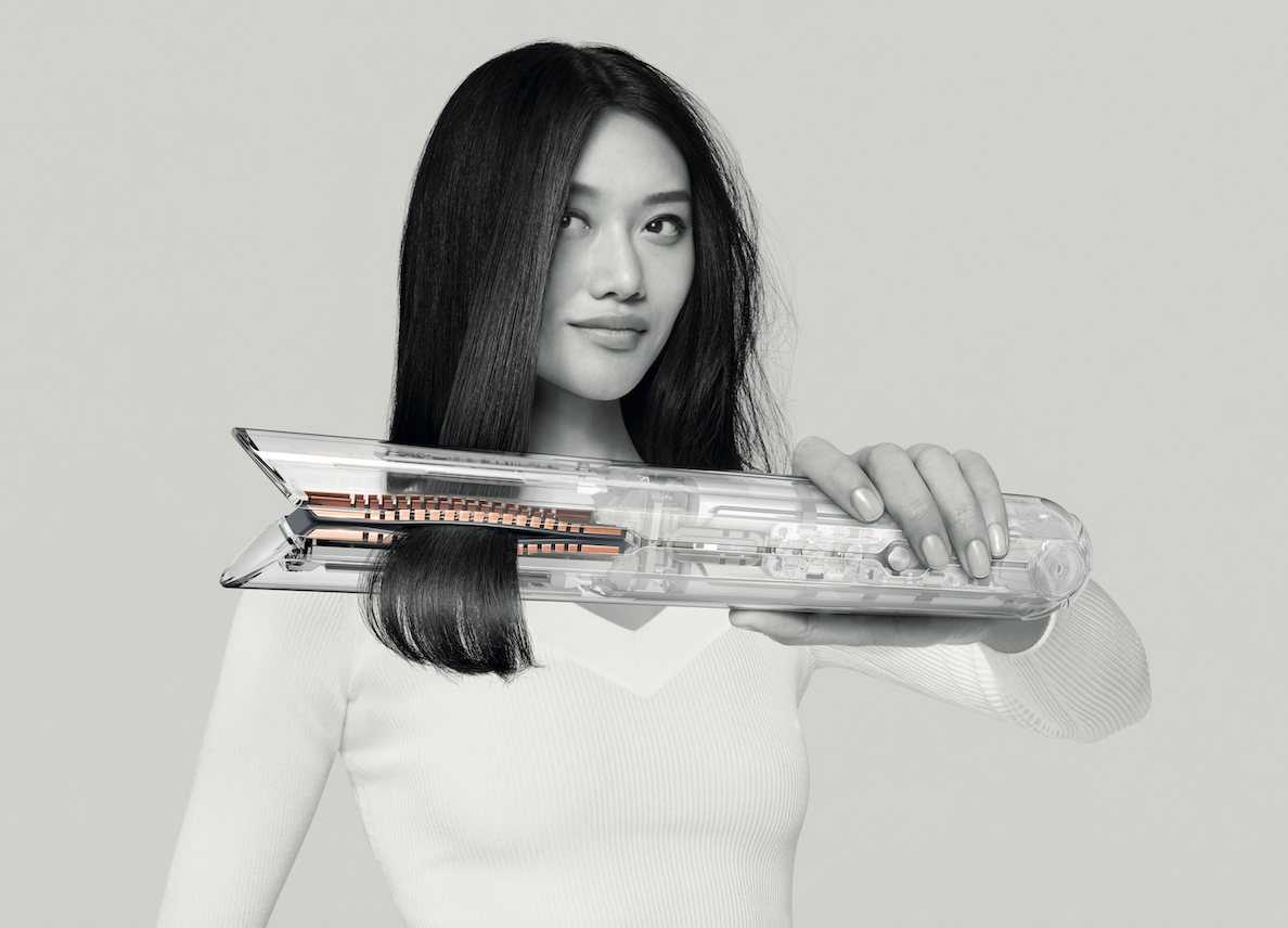 Dyson Has Launched Corrale, Its New Cordless Hair Straightener