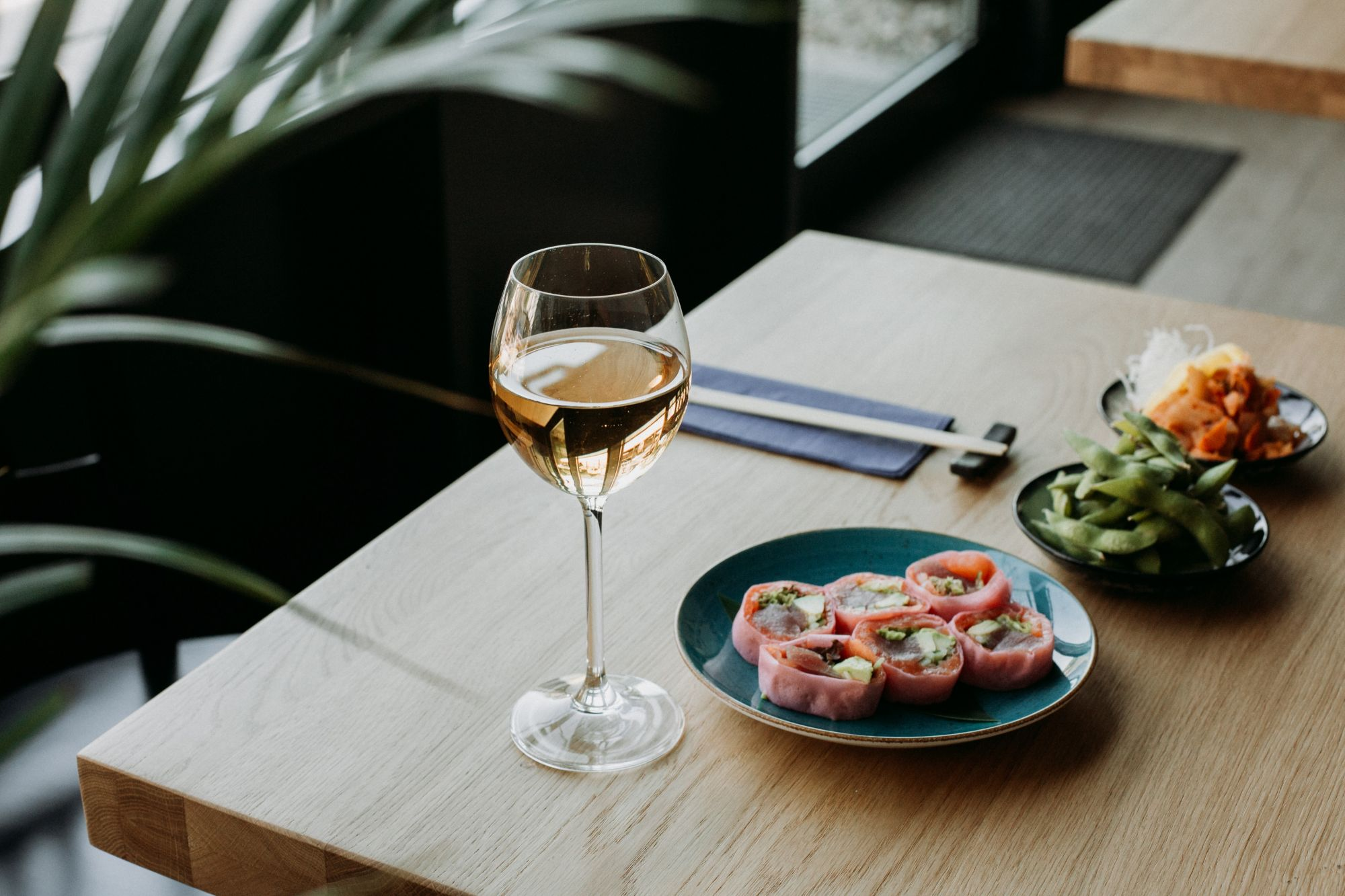 The Best Wines To Match With Asian Food