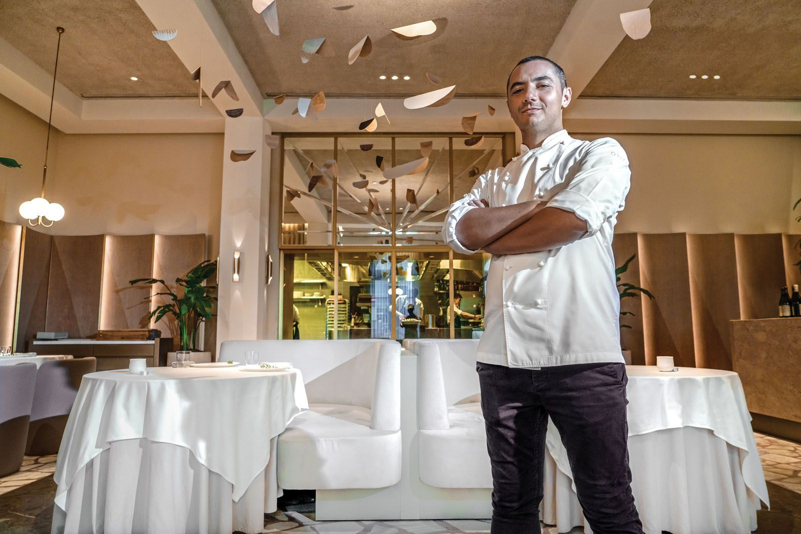 Odette is Asia's Best Restaurant for the Second Year Running