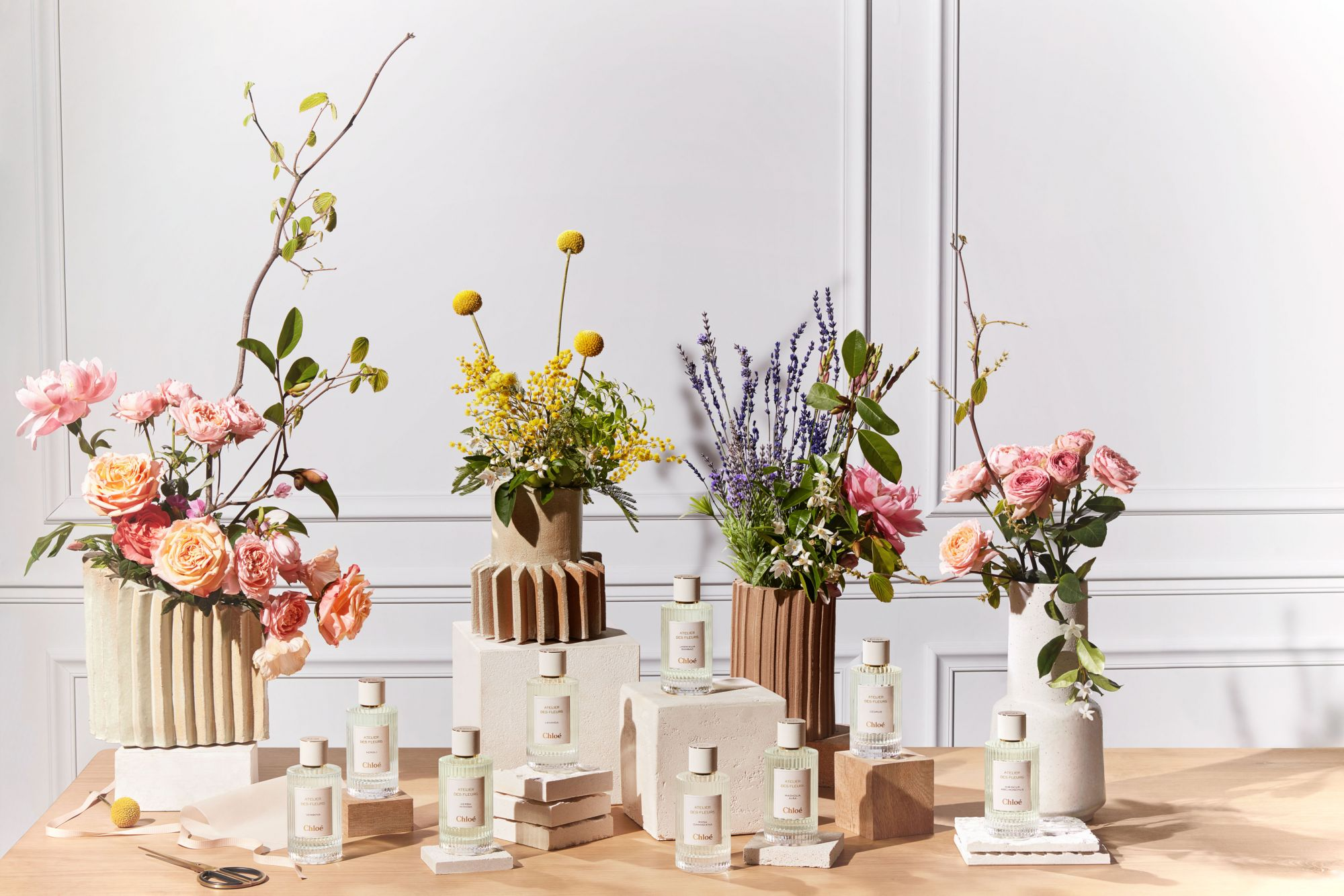 Chloé Atelier Des Fleurs Invites You To Compose Your Own Signature Perfume