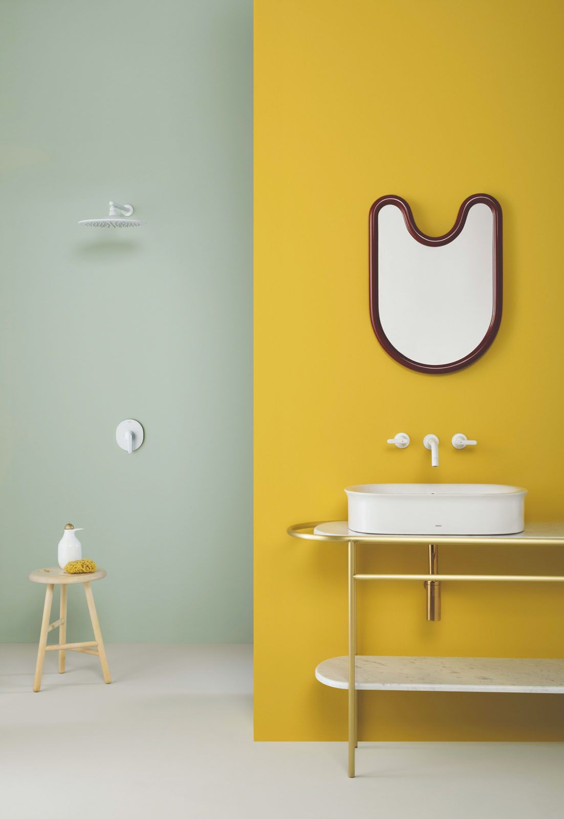 Living City collection by Laufen, from Carera Bathroom