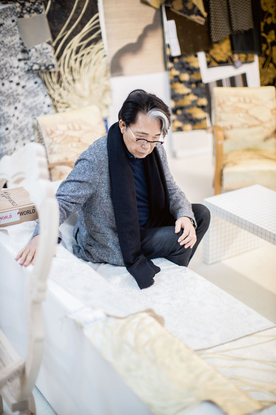 Fashion Legend Kenzo Takada Discusses His Home And Lifestyle Brand K3