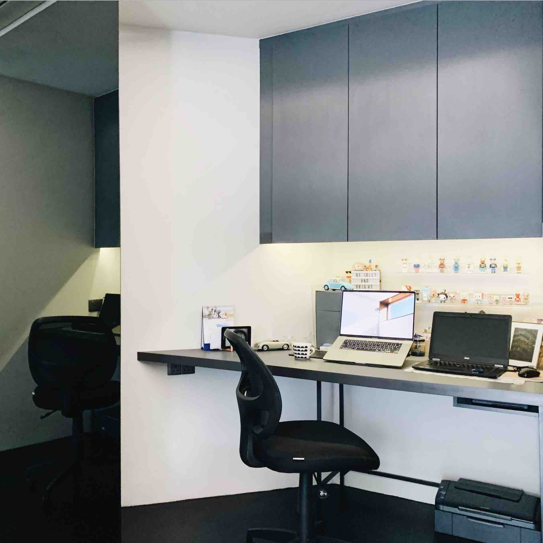 Home Office Ideas See The Workspaces Of Creatives In Singapore During The Circuit Breaker Period Tatler Singapore
