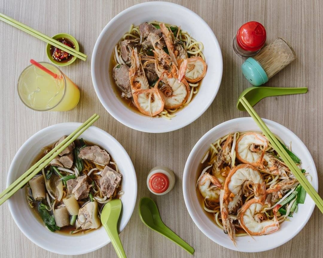 A List of the Best Hawker Food Delivery Options, as Picked by Singapore's Top Chefs