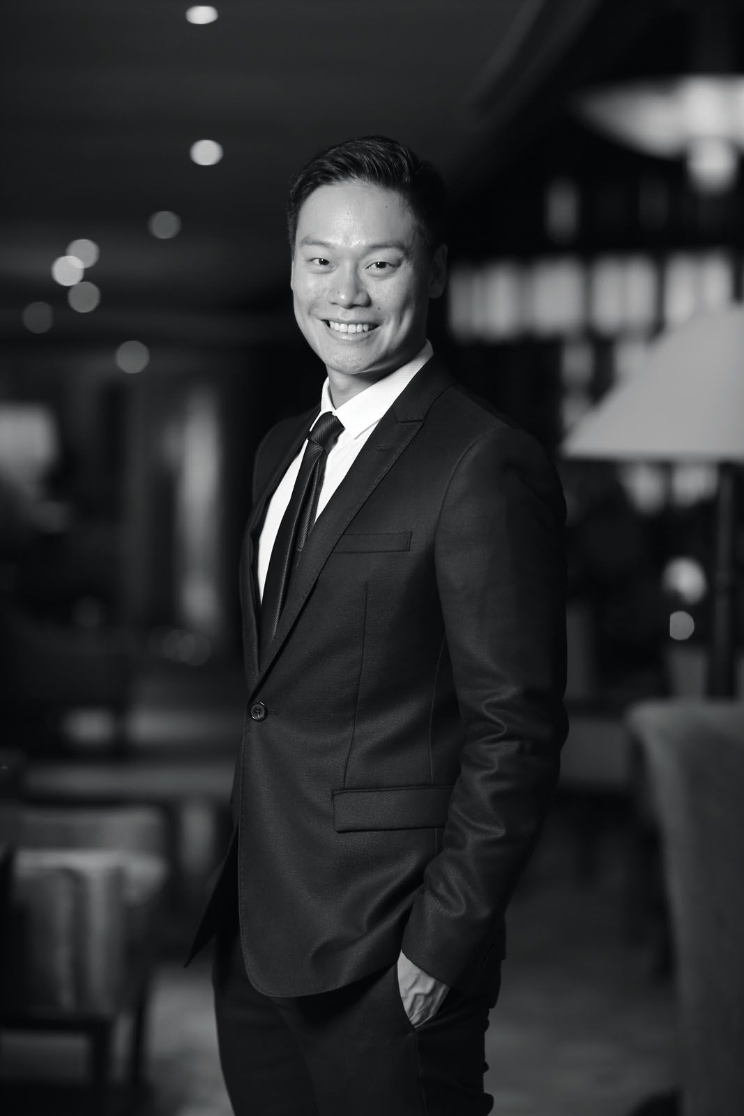 Zouk Group CEO Andrew Li conceptualised the cloud clubbing experience with Razer co‑founder and CEO Tan Min-Liang