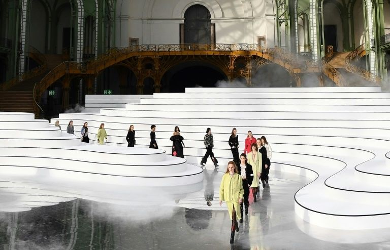 Chanel and Louis Vuitton Are Auctioning Off Custom Couture For Covid-19 Relief