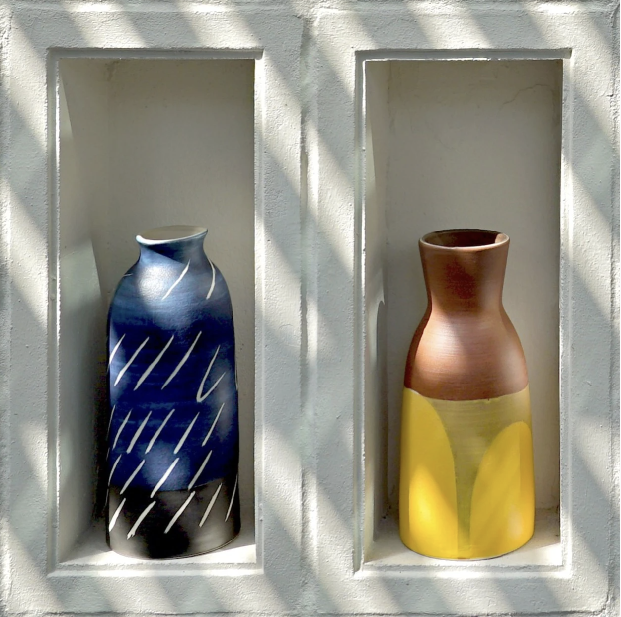 Vases curated and sourced from Chiang Mai,