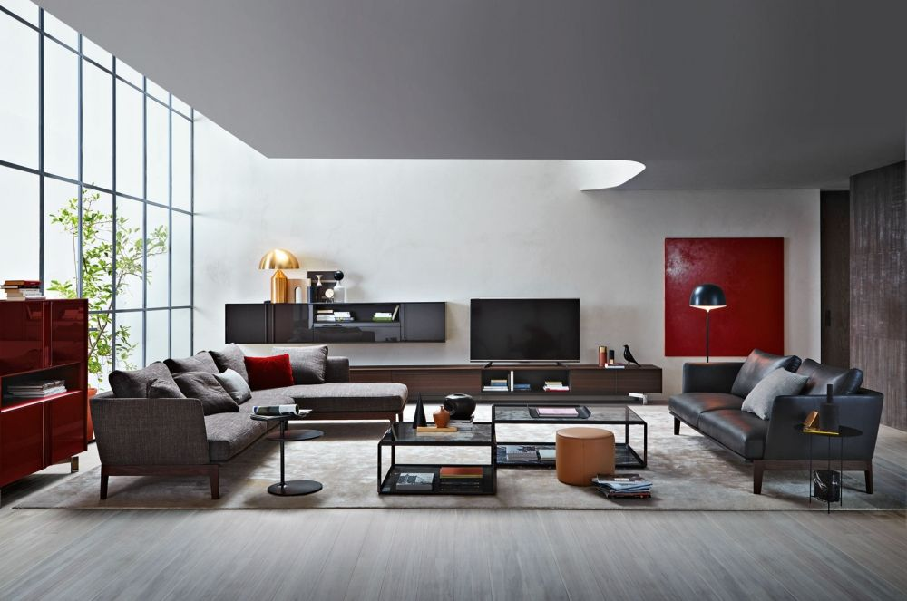 Collections for the living room from Molteni&C | Dada