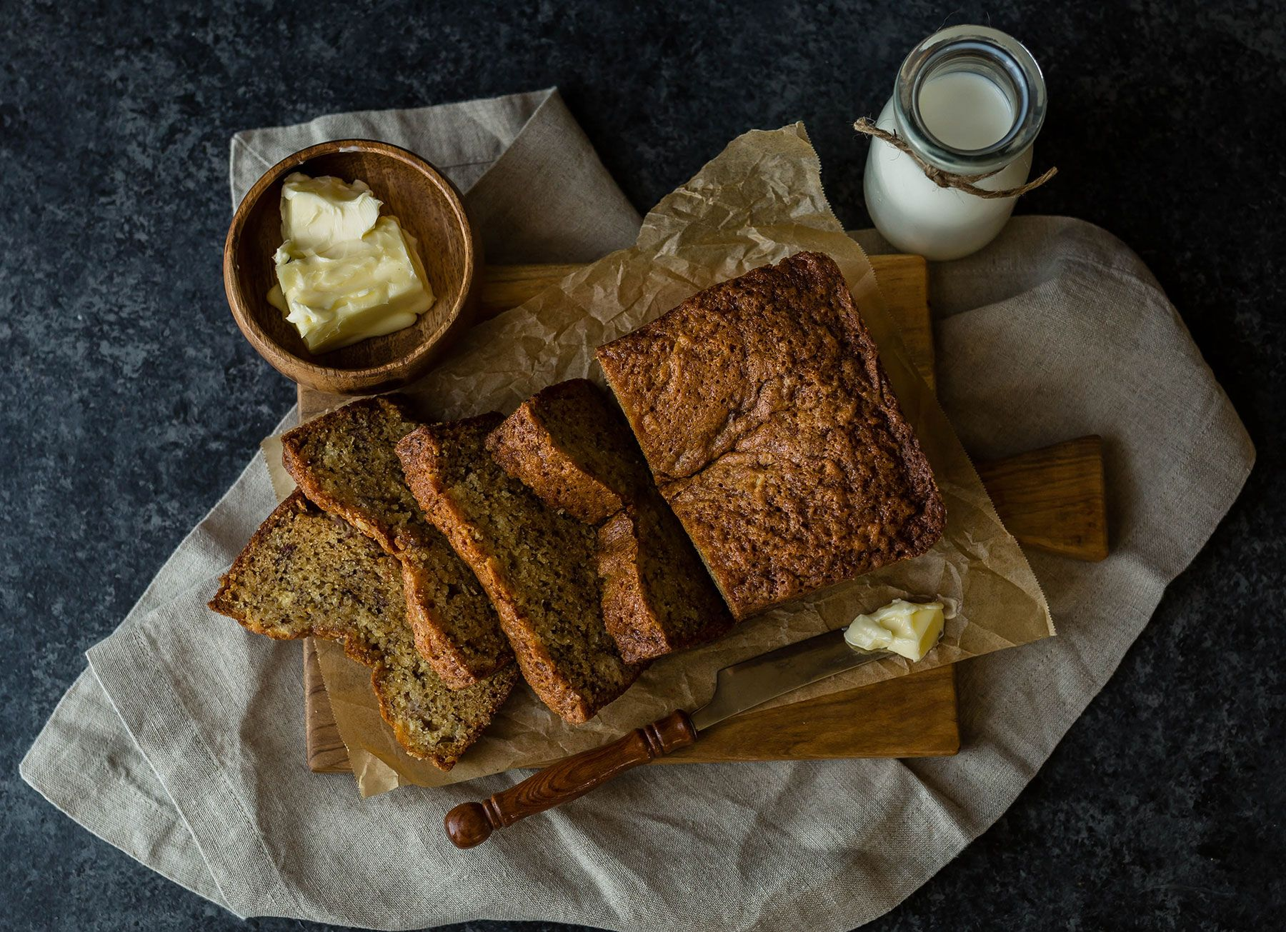 The Best And Easiest Banana Bread Recipe By A Singaporean Pastry Chef
