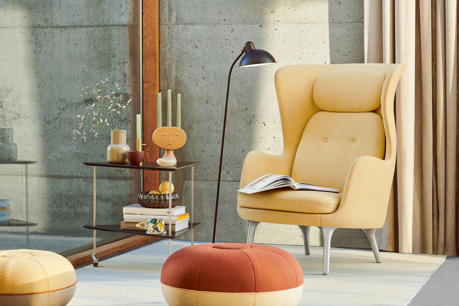 10 Yellow Furniture And Decorative Finds For Your Home