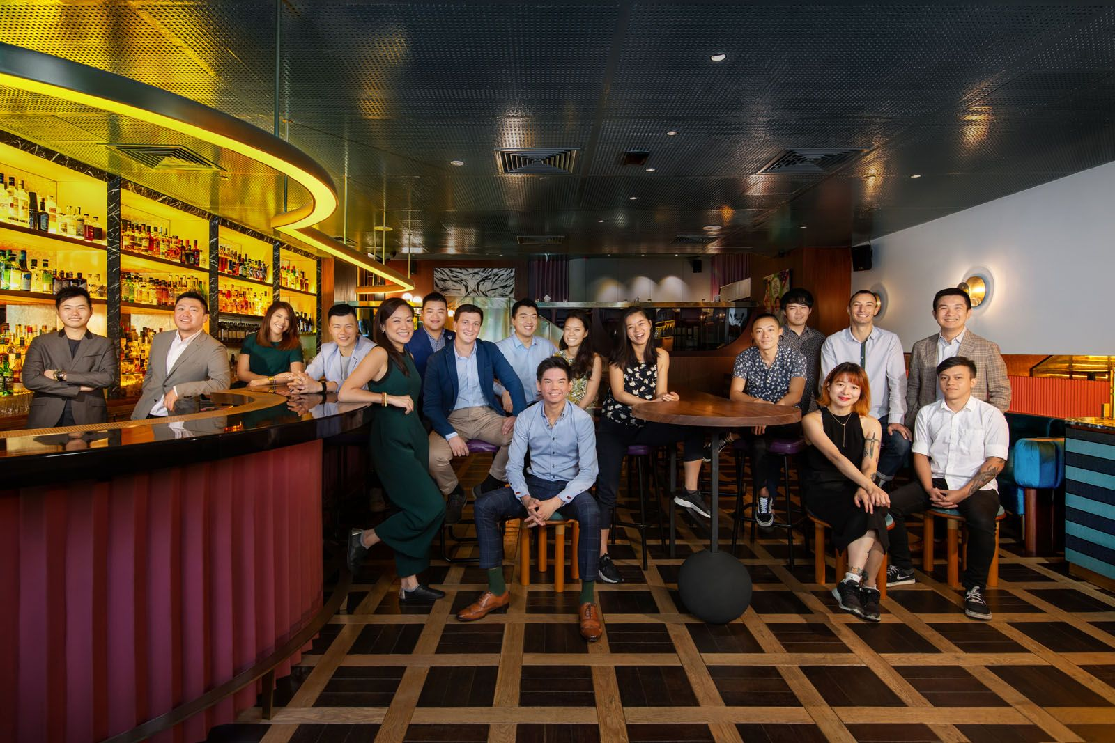 Singapore's Cocktail Haven Jigger & Pony Is The Best Bar In Asia