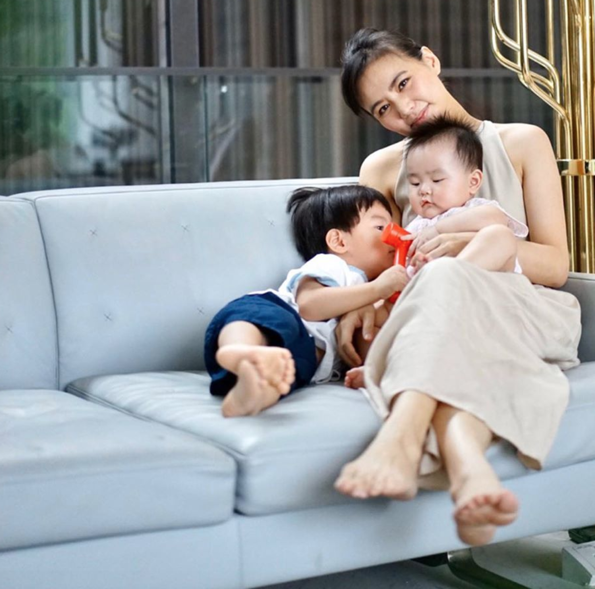 Society Friend Cheryl Wee Shares How She Copes As a Working Mum During the Circuit Breaker