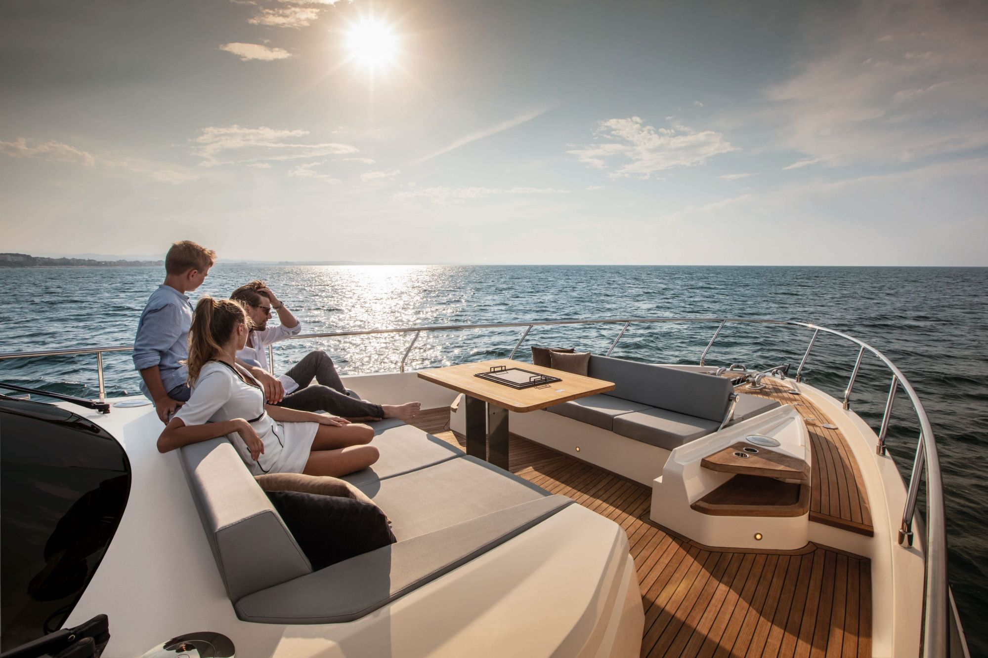 Set Sail On The Ferretti Yachts 720, The Italian Shipbuilder's Latest Luxury Cruiser In Singapore