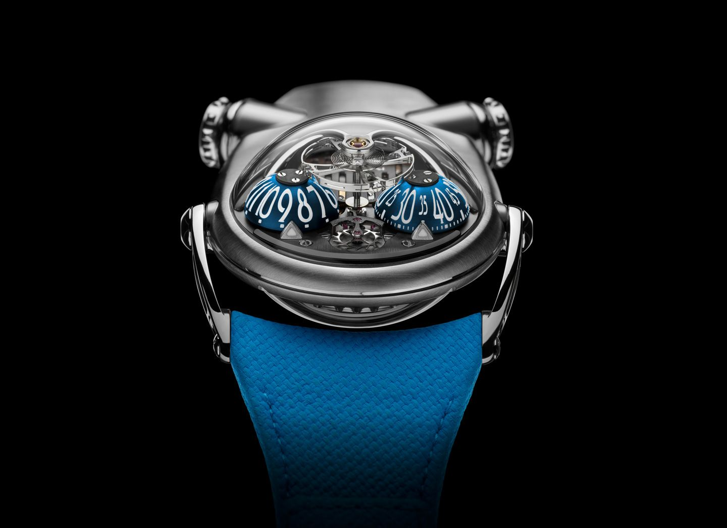 5 Things To Know About MB&F's Newest Timepiece, The Horological Machine N°10