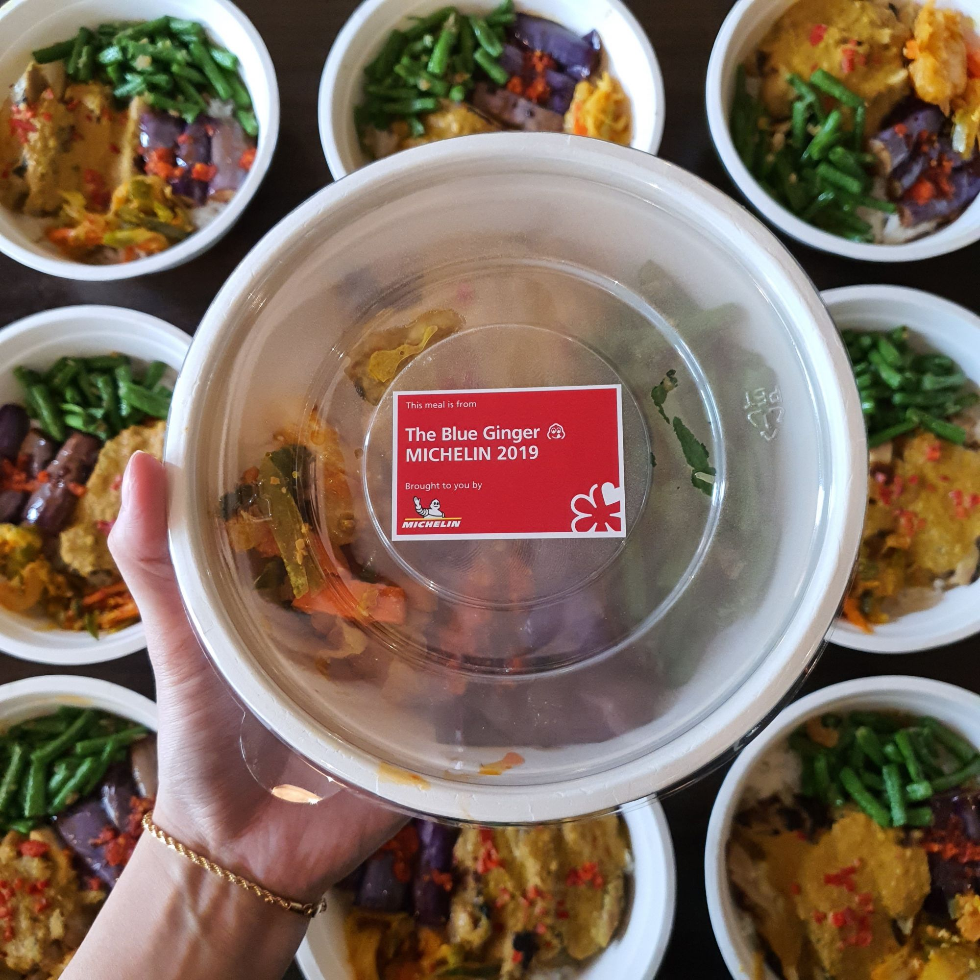Covid-19 Measures: Michelin Singapore Donates 2,000 Meals To The Less Fortunate