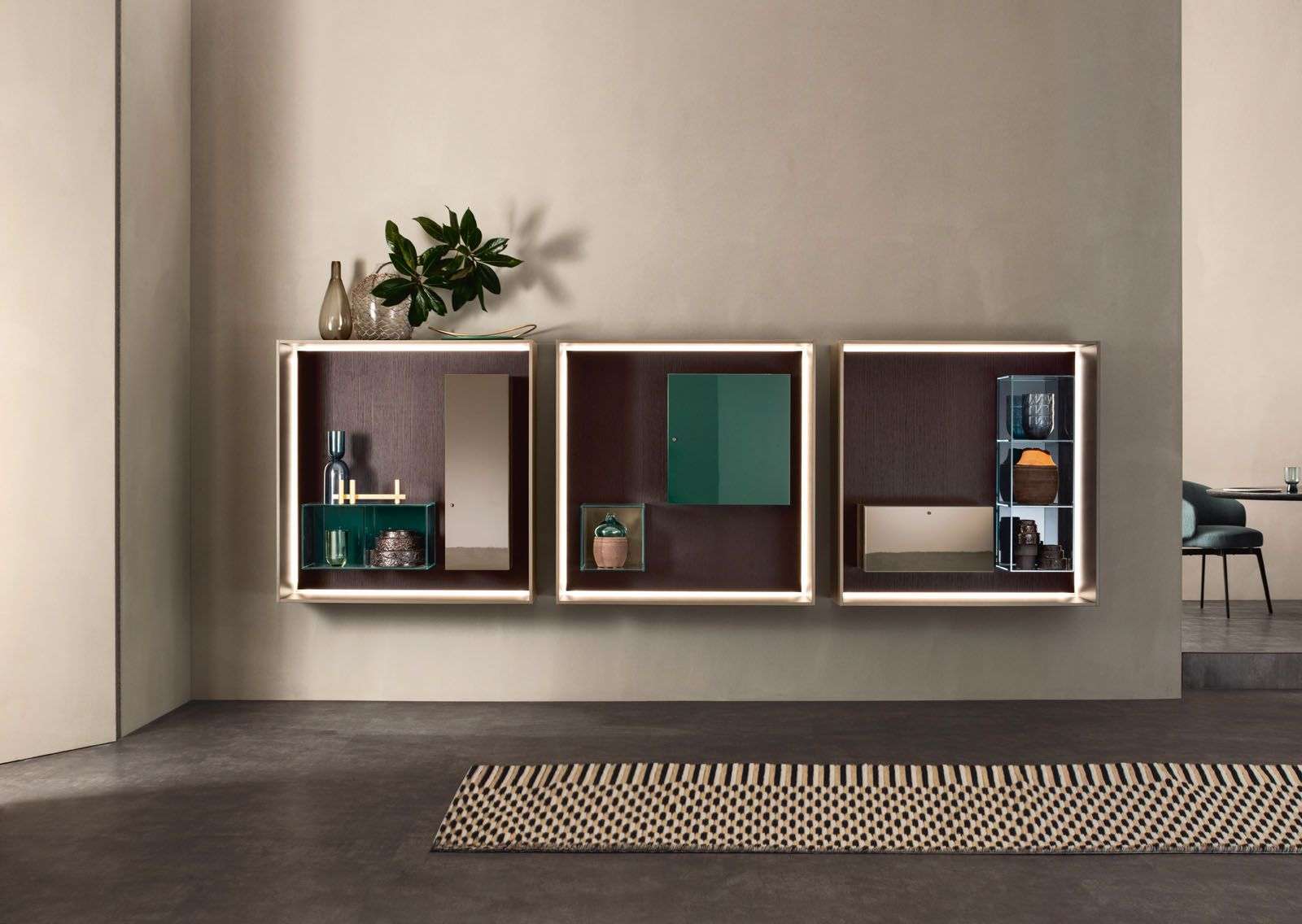 Lema LT40 storage system by David Lopez Quincoces, from W. Atelier